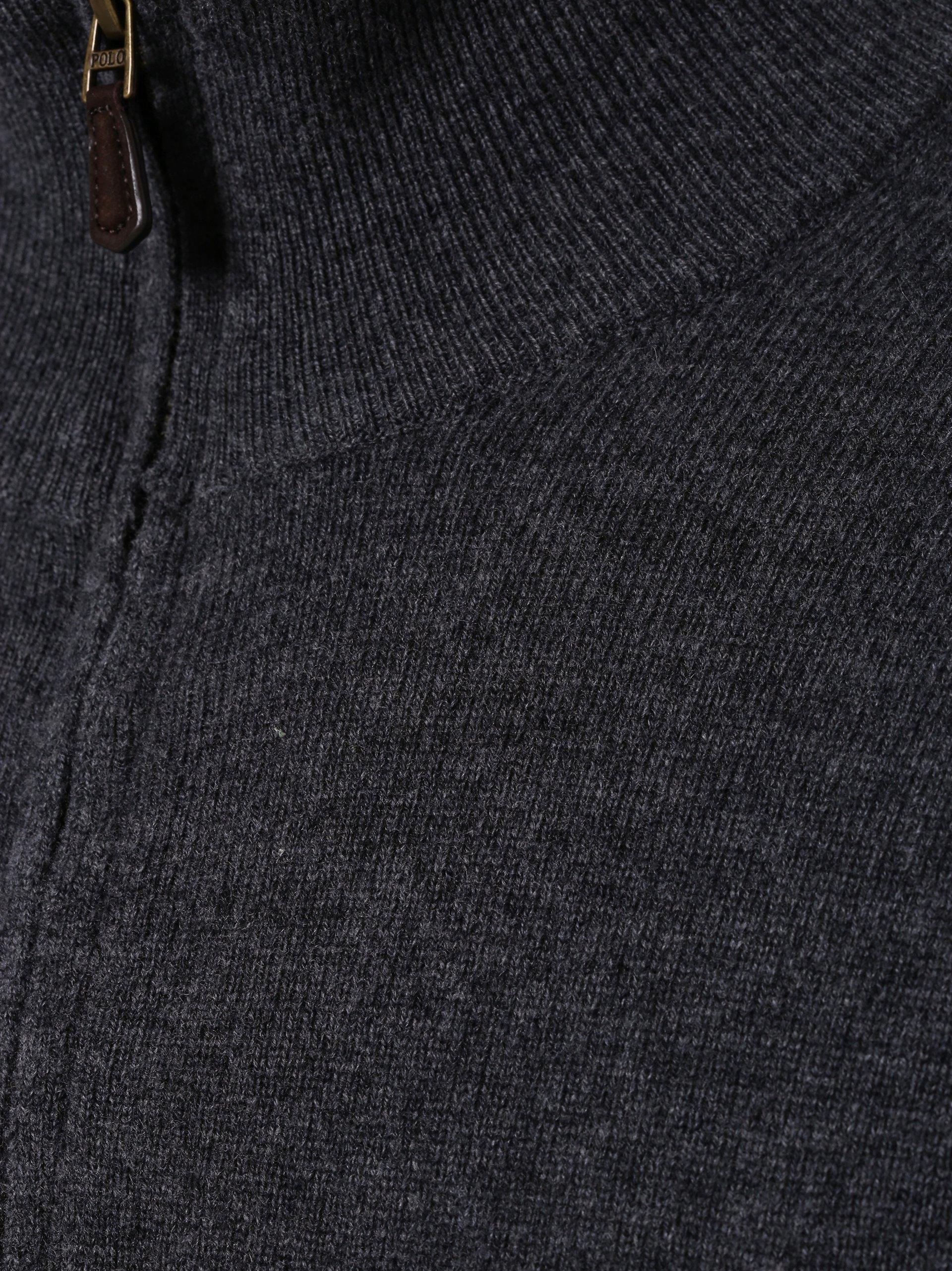 Polo Ralph Lauren Męski sweter z wełny merino