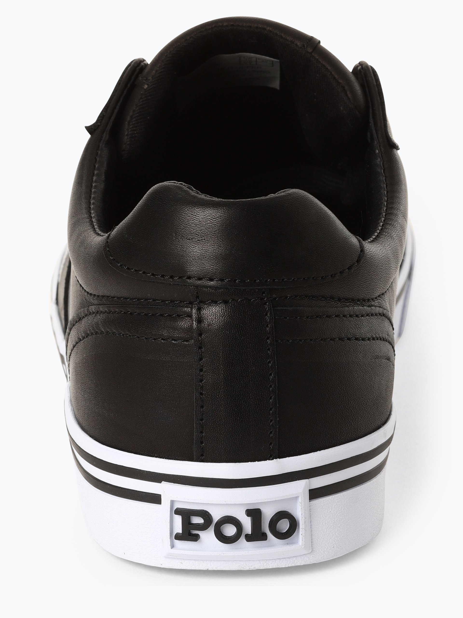Polo Ralph Lauren Męskie tenisówki ze skóry