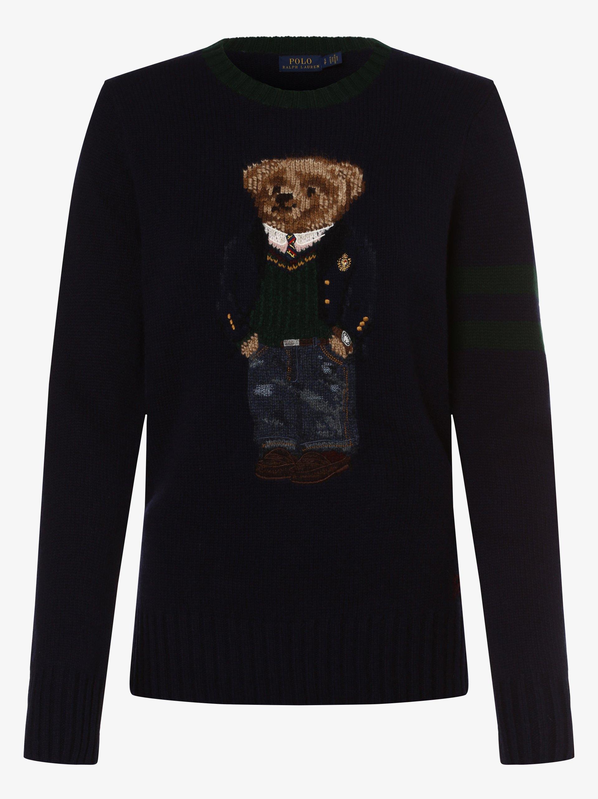 Polo Ralph Lauren Sweter damski z dodatkiem kaszmiru i alpaki