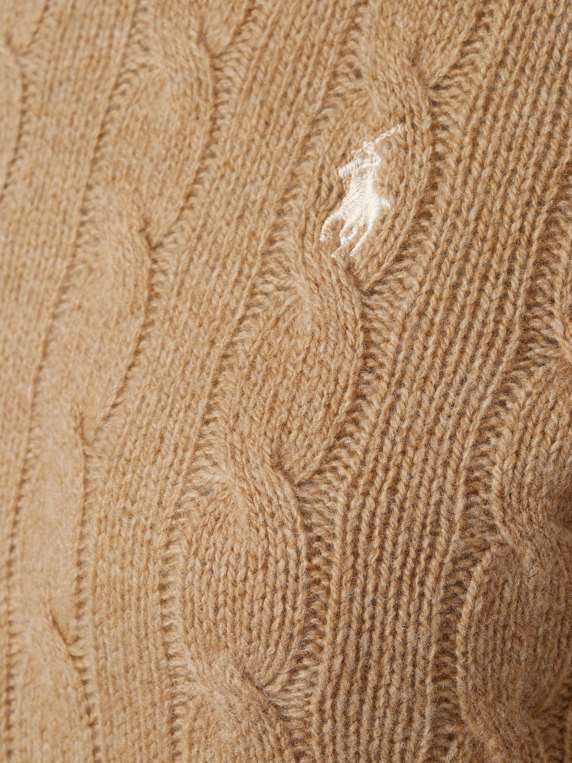 Polo Ralph Lauren Sweter damski z mieszanki wełny merino i kaszmiru