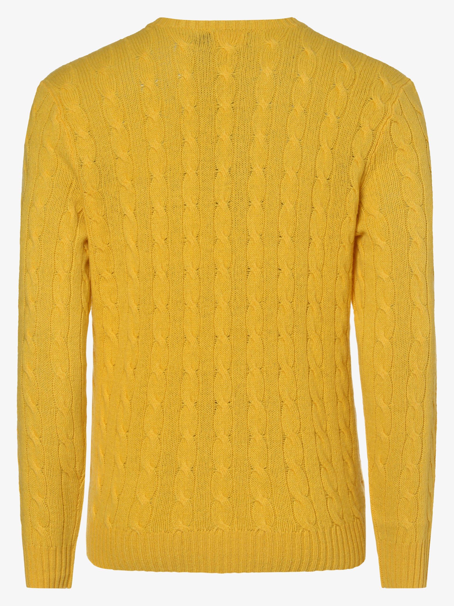 Polo Ralph Lauren Sweter męski z dodatkiem kaszmiru