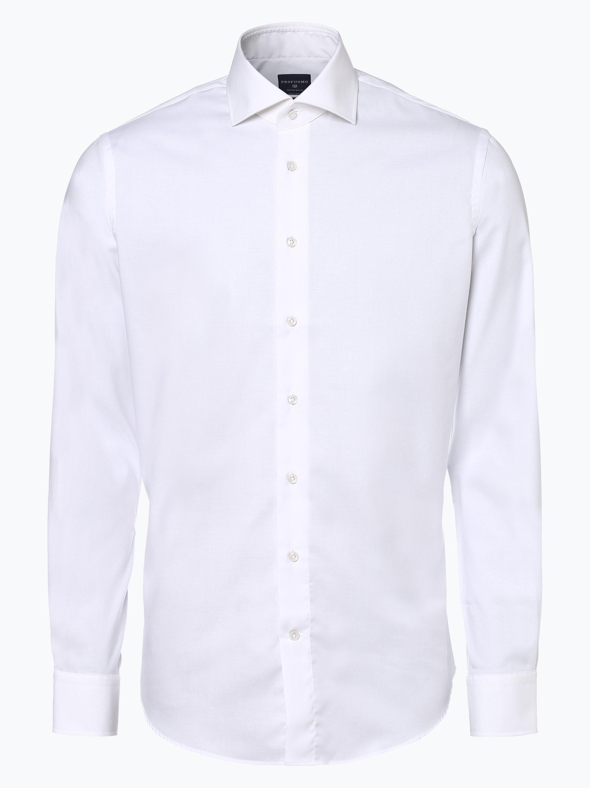 Profuomo Koszula męska – niewymagająca prasowania
