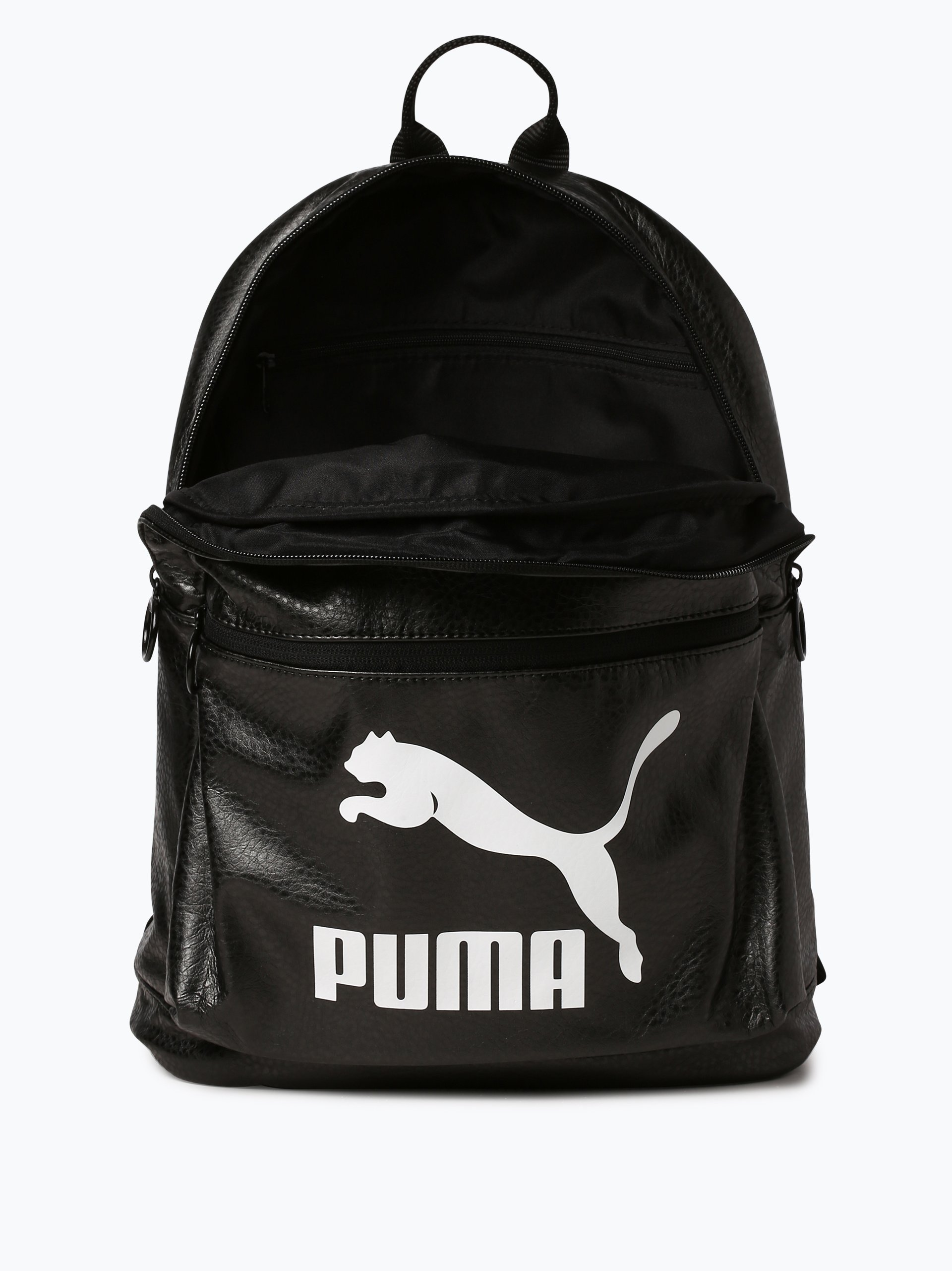 puma damen rucksack schwarz uni online kaufen peek und cloppenburg de. Black Bedroom Furniture Sets. Home Design Ideas