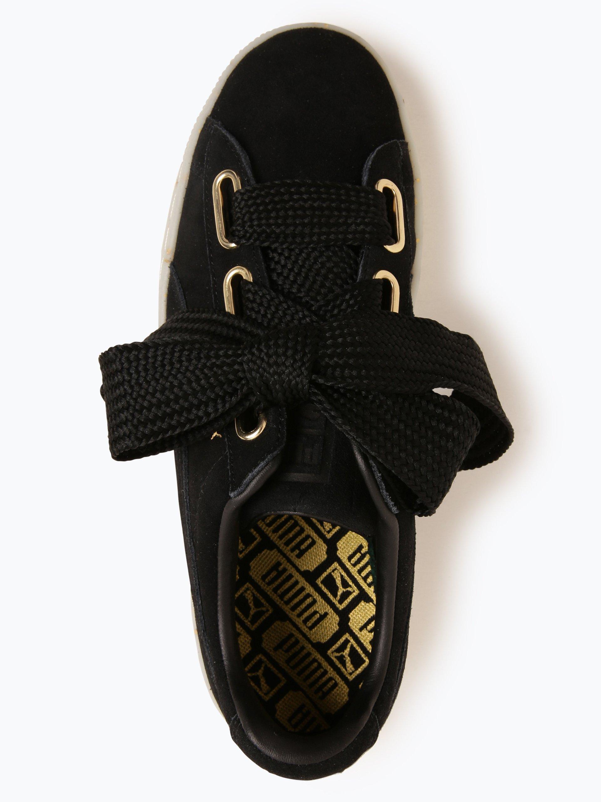 Puma Damen Sneaker aus Leder - Heart Celebrate
