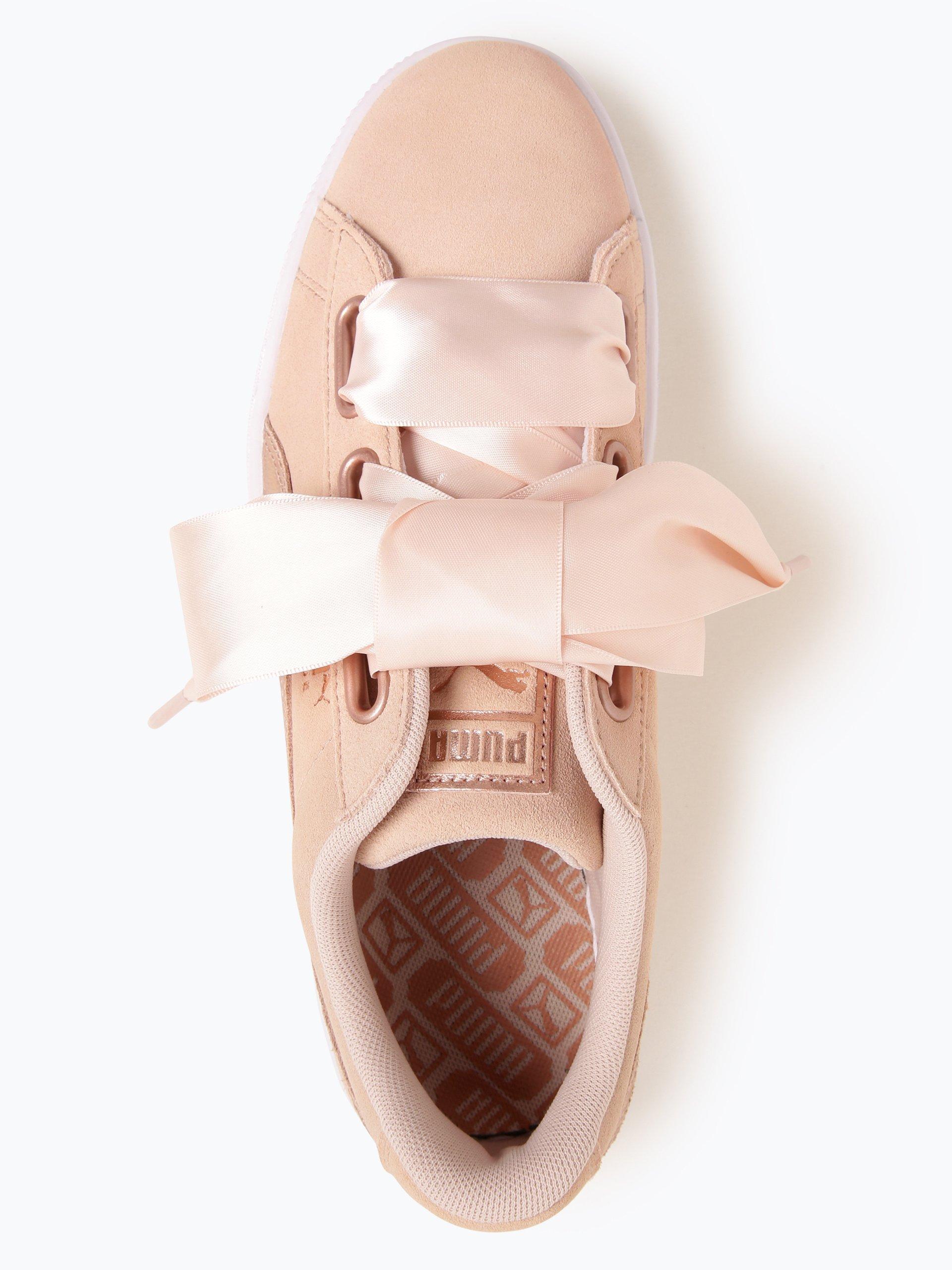 Puma Damen Sneaker aus Leder - Heart LunaLux