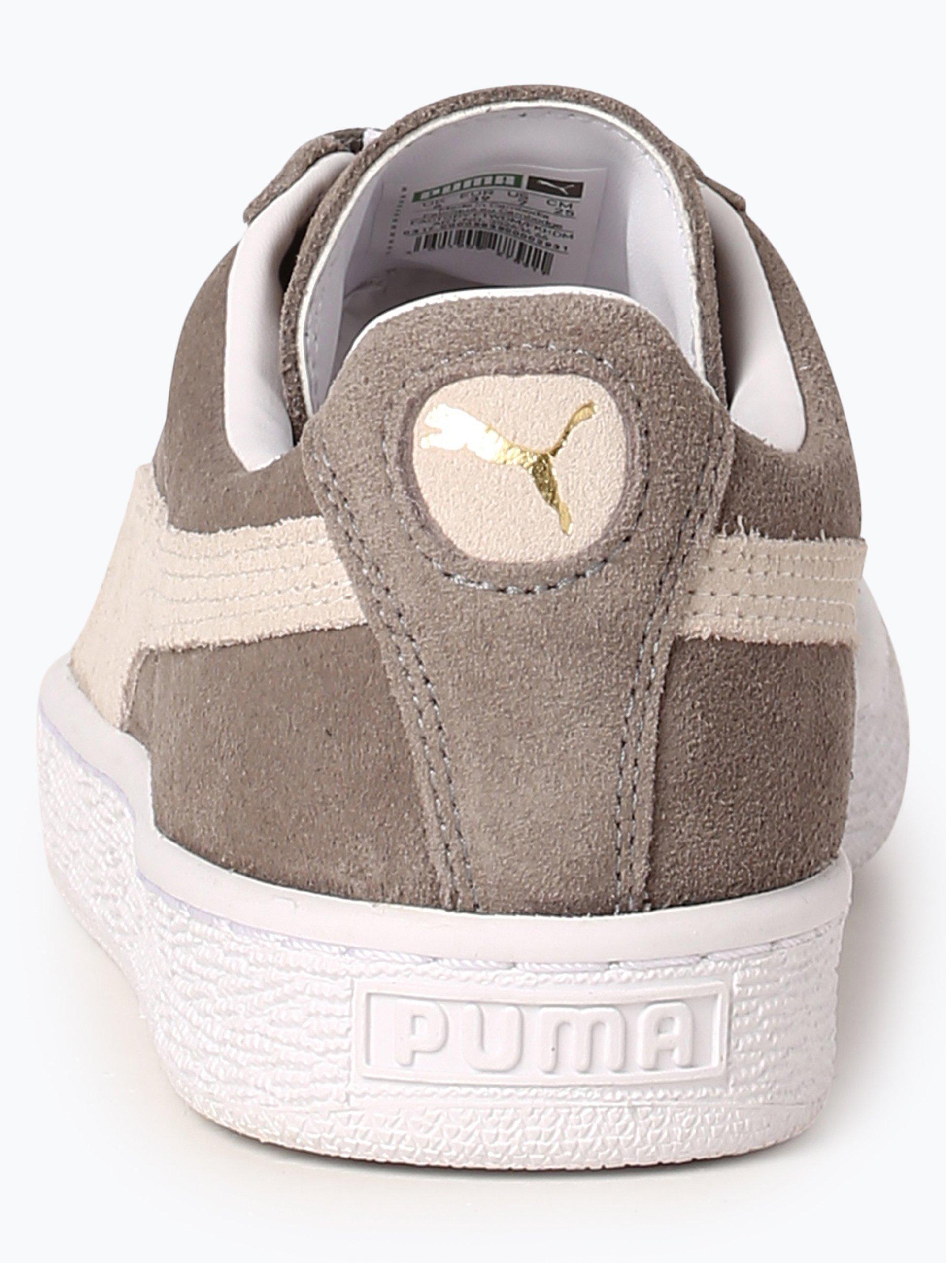 Puma Damen Sneaker aus Leder - Suede Classic+