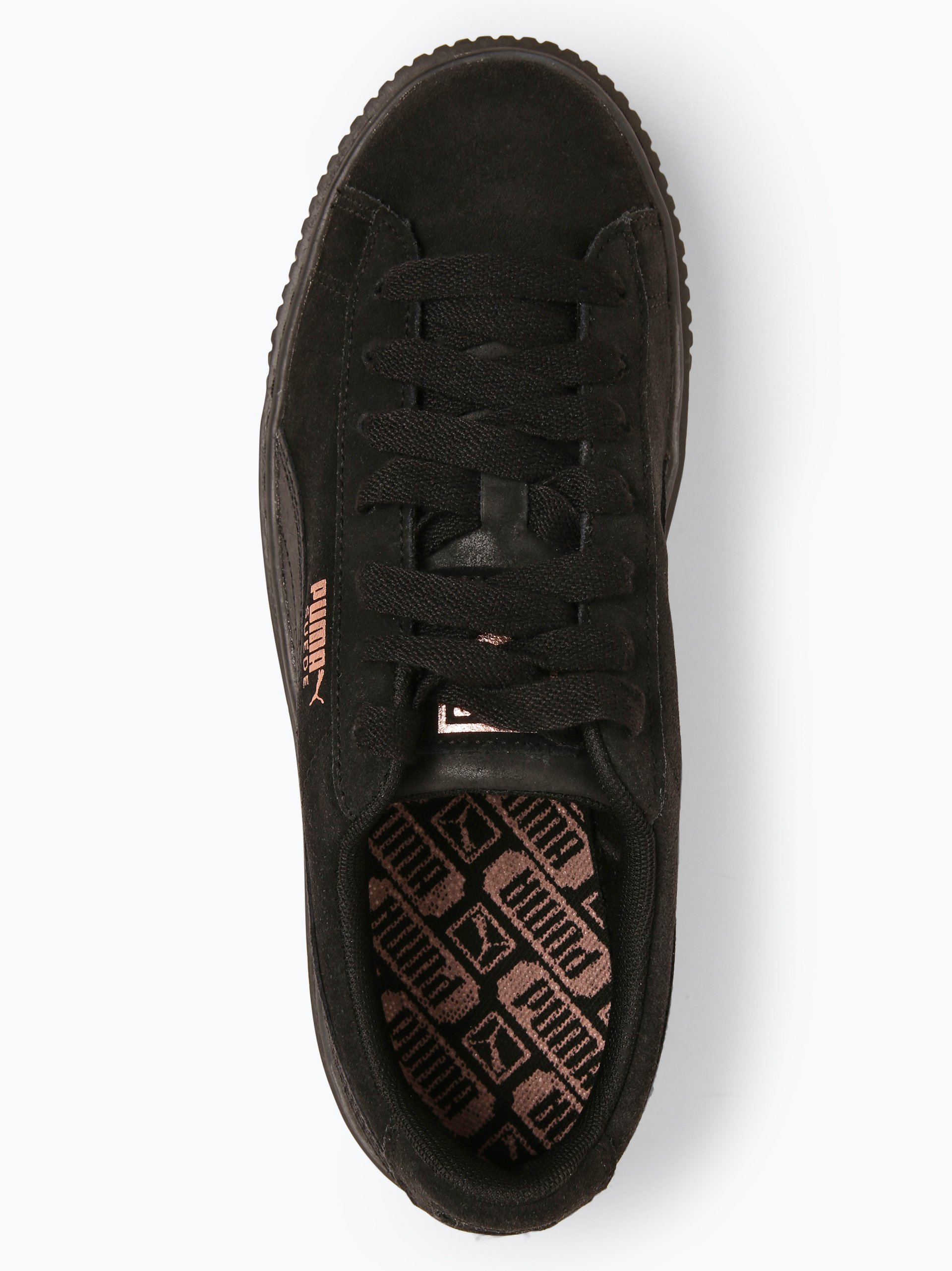 Puma Damen Sneaker - Suede Platform Artica