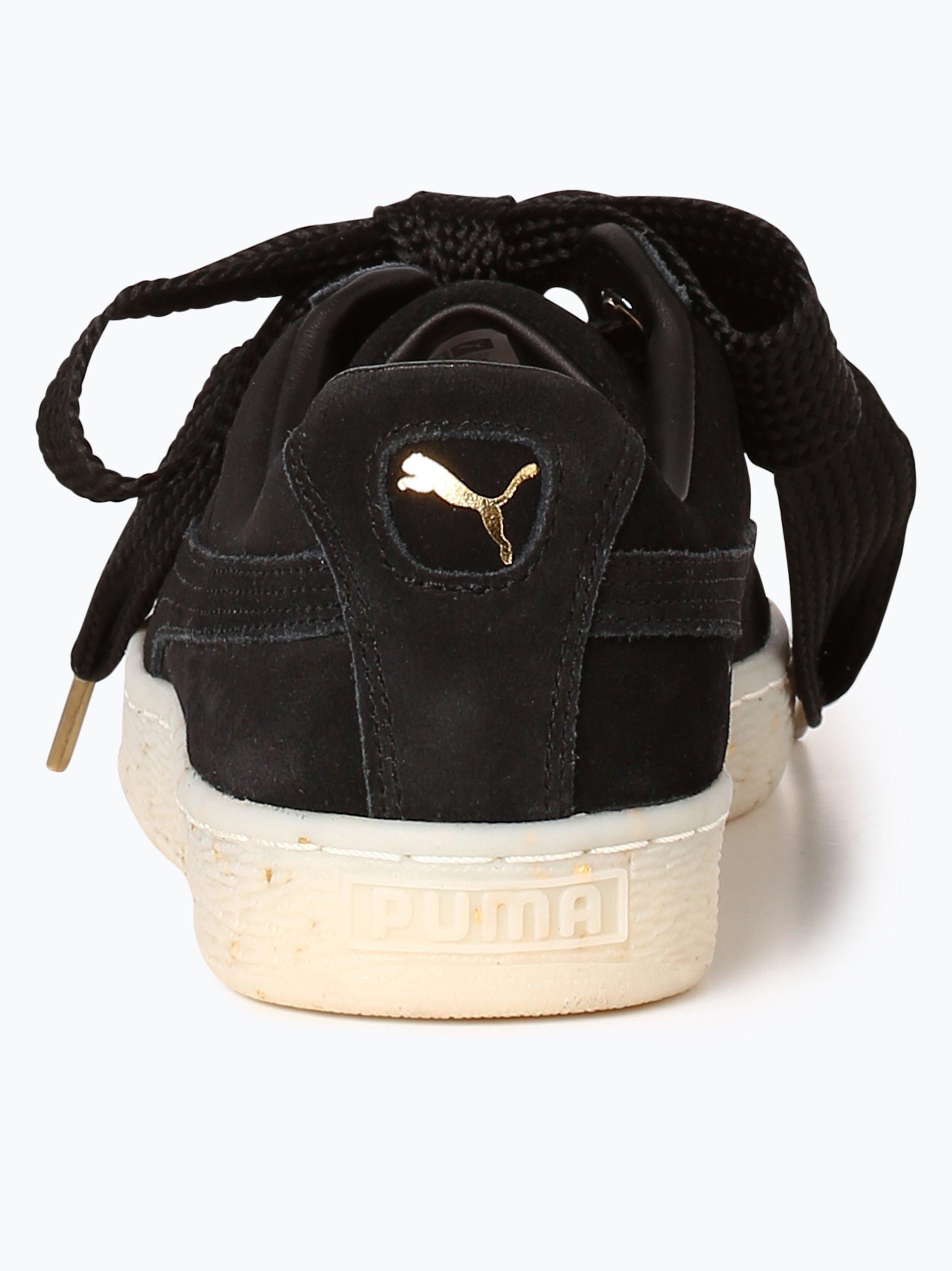 Puma Damskie tenisówki ze skóry – Heart Celebrate