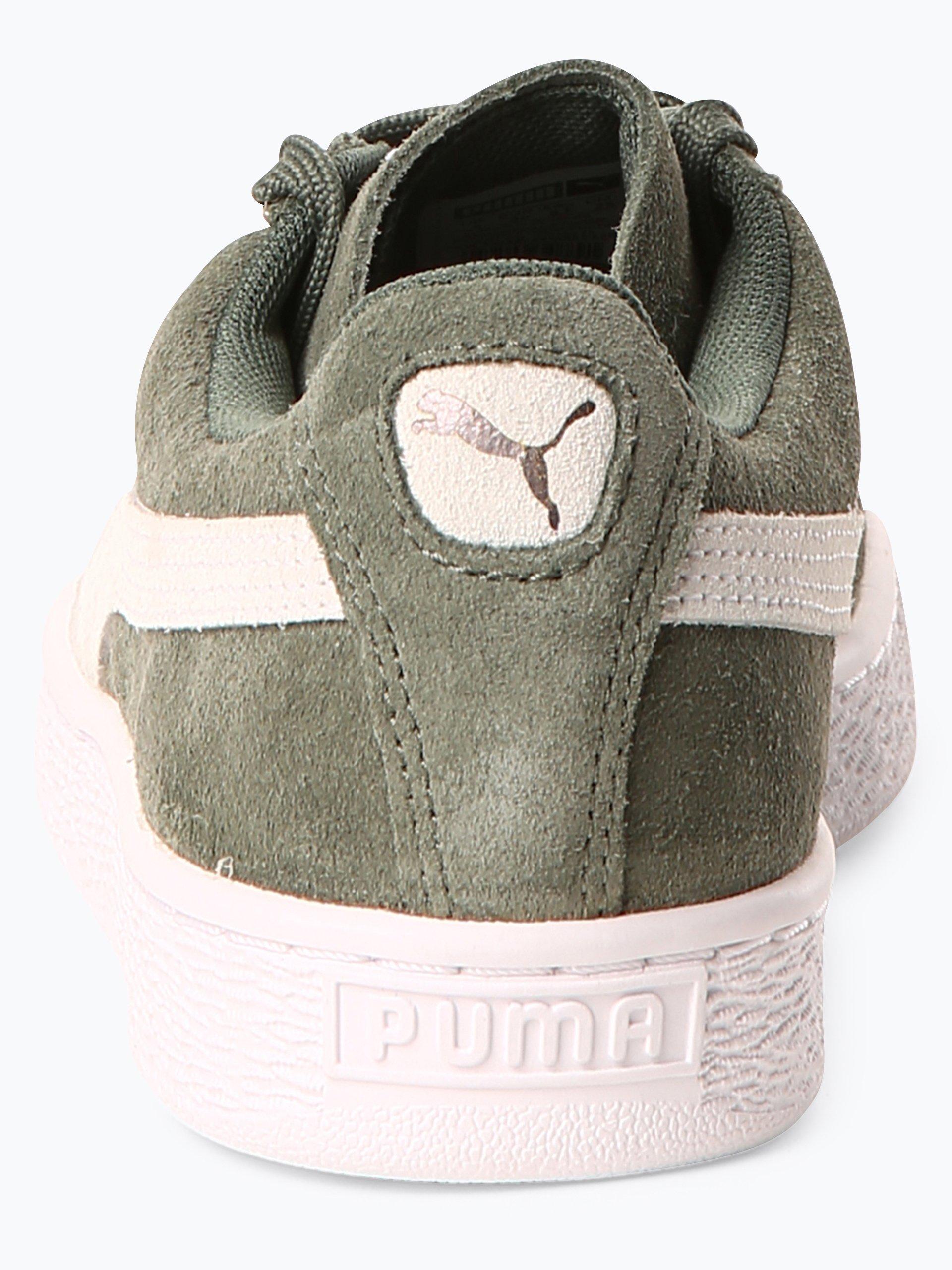 Puma Damskie tenisówki ze skóry – Laurel Wreath