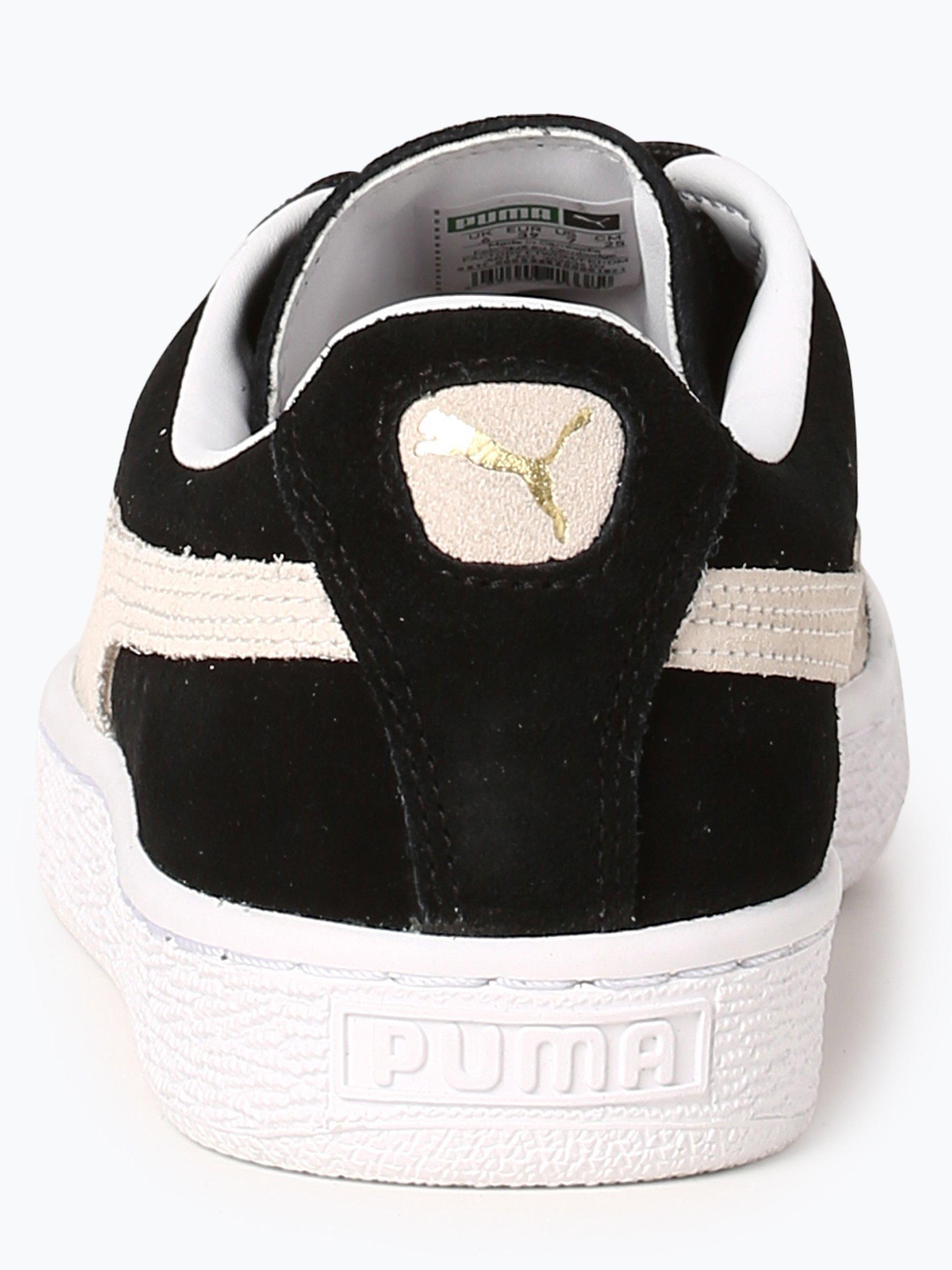 Puma Damskie tenisówki ze skóry – Suede Classic+