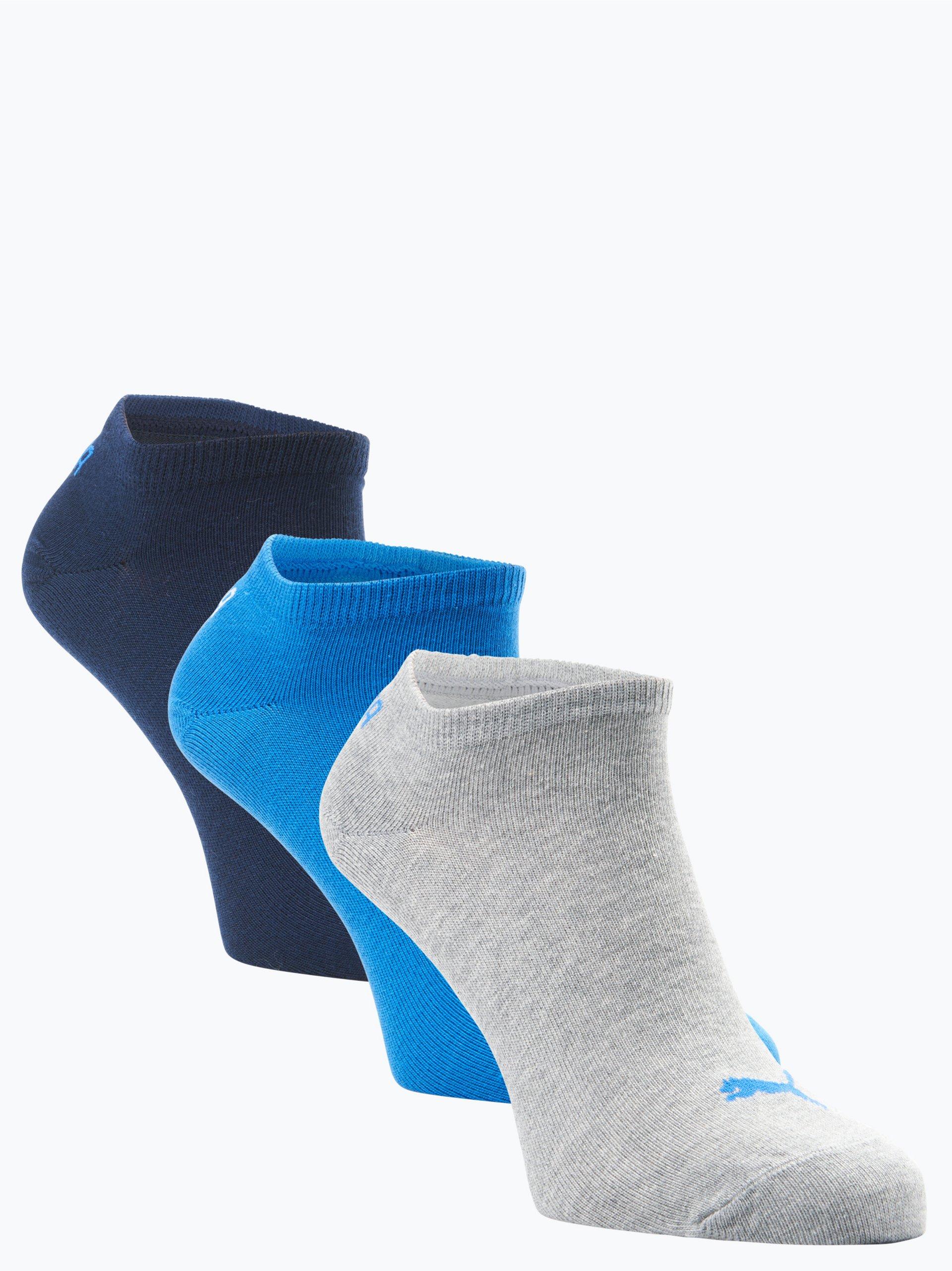 Puma Herren Sneakersocken im 3er-Pack