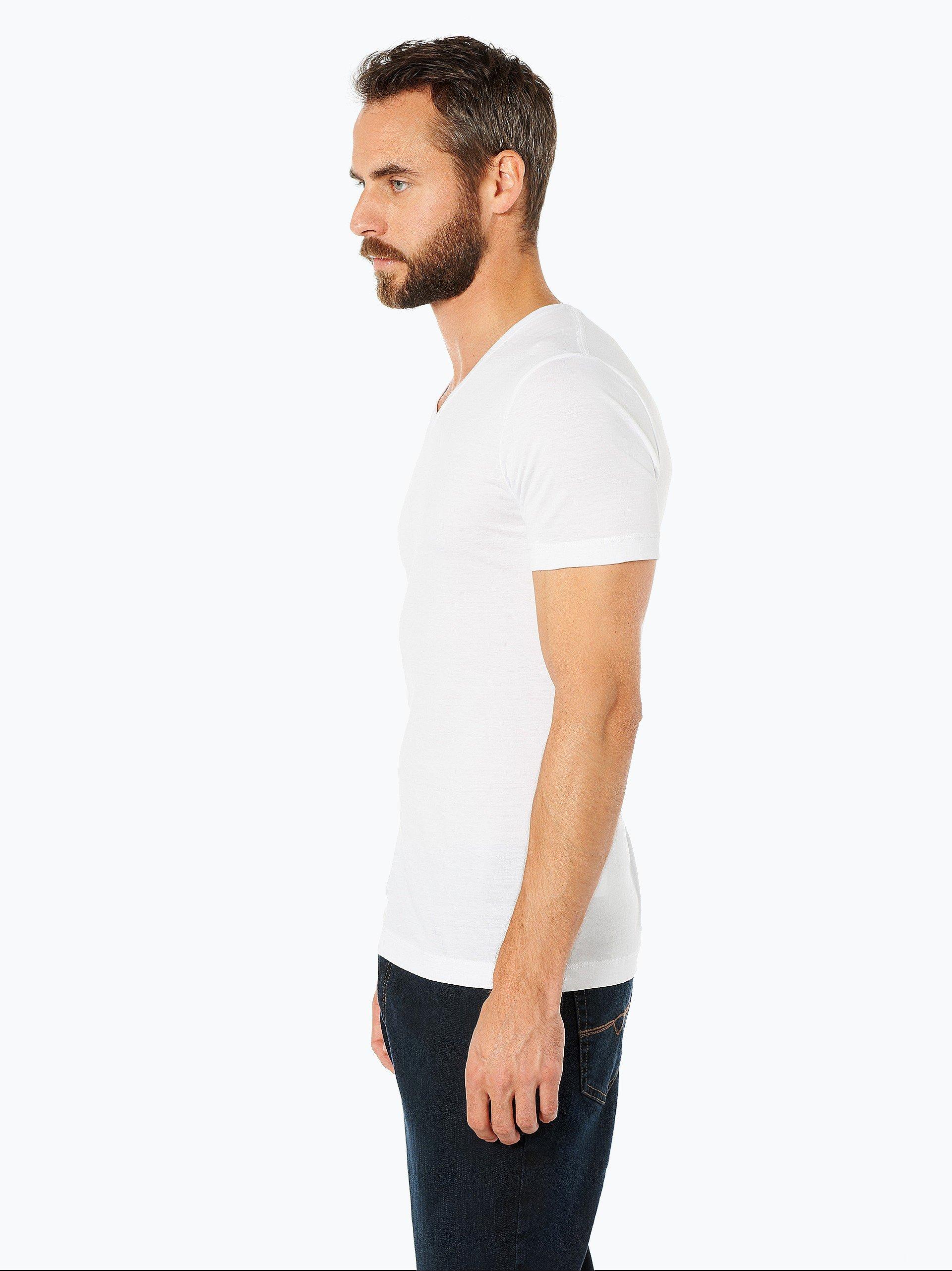 Ragman Herren T-Shirt im 2er-Pack