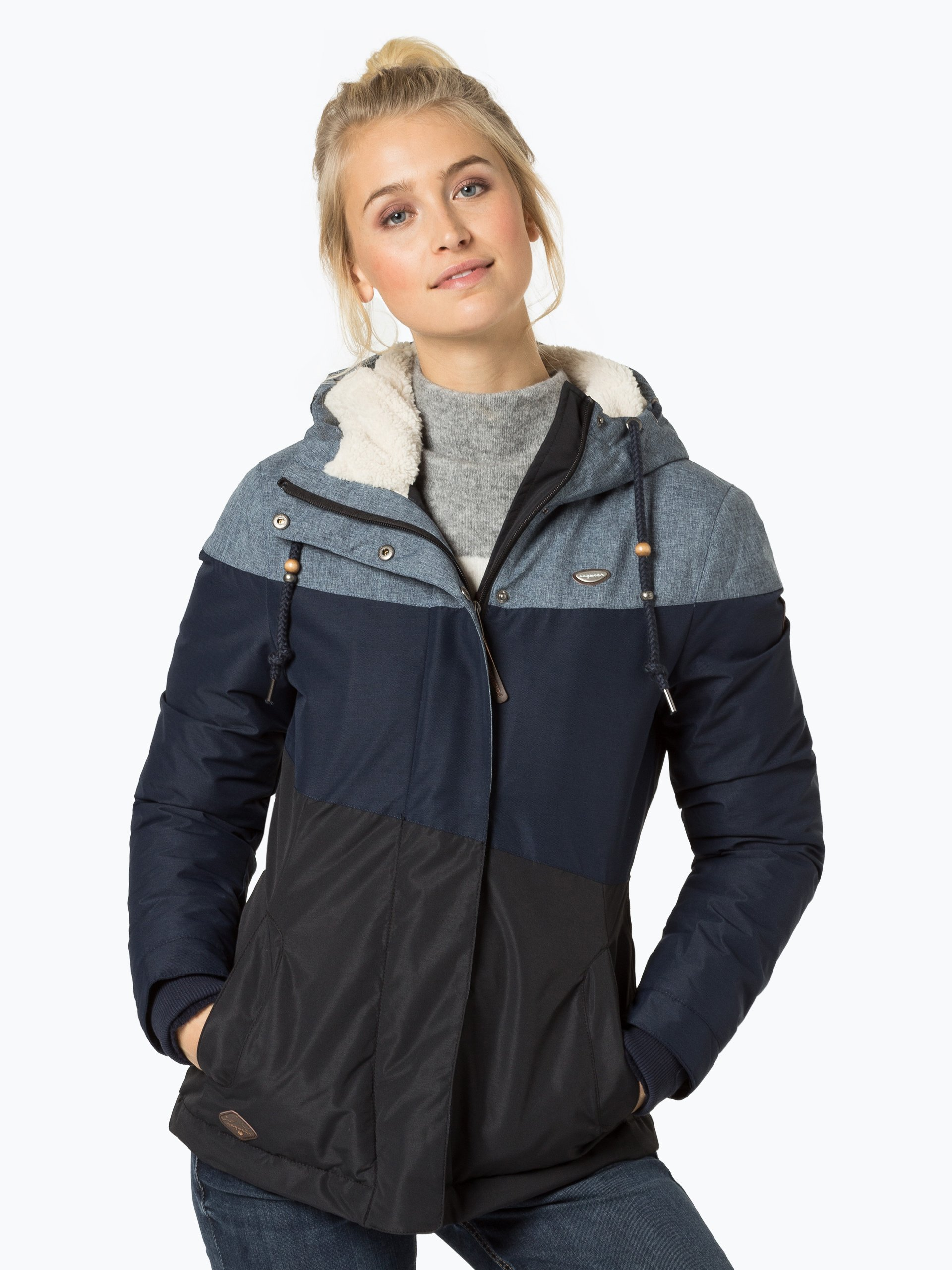 Ragwear Damen Funktionsjacke - Fan