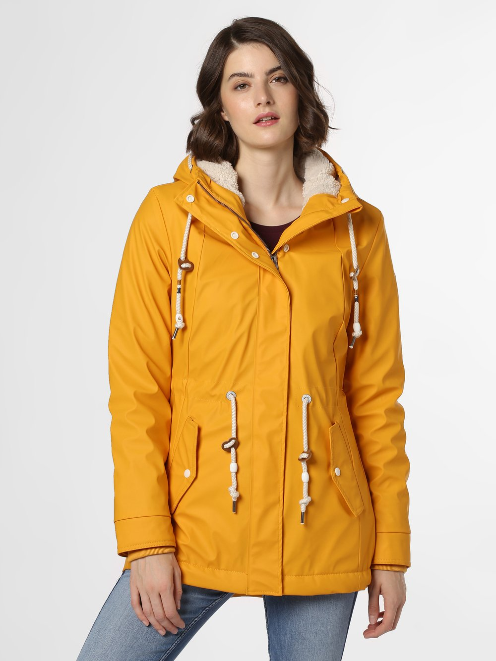 monadis rainy jacke für damen