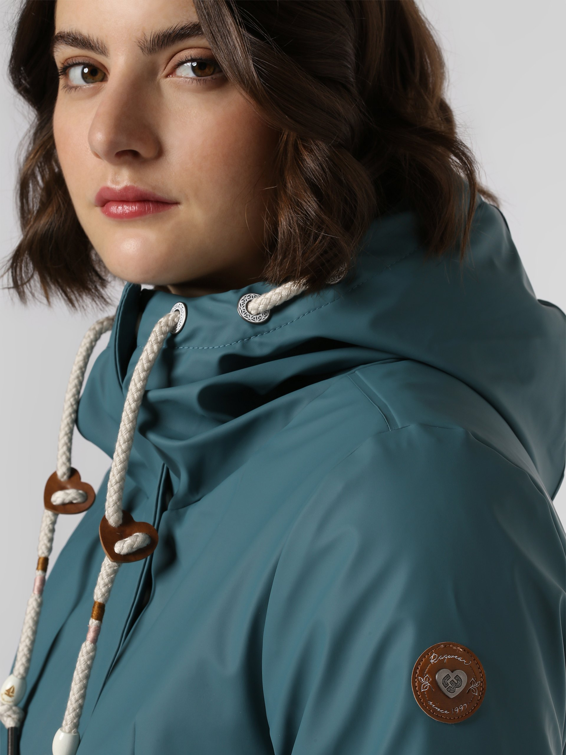 Ragwear Damen Jacke - Monadis Rainy