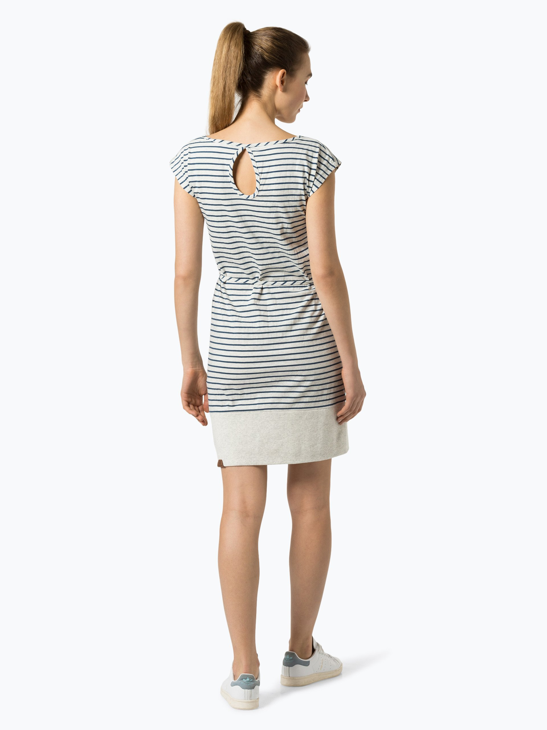 Ragwear Damen Kleid - Soho Stripes