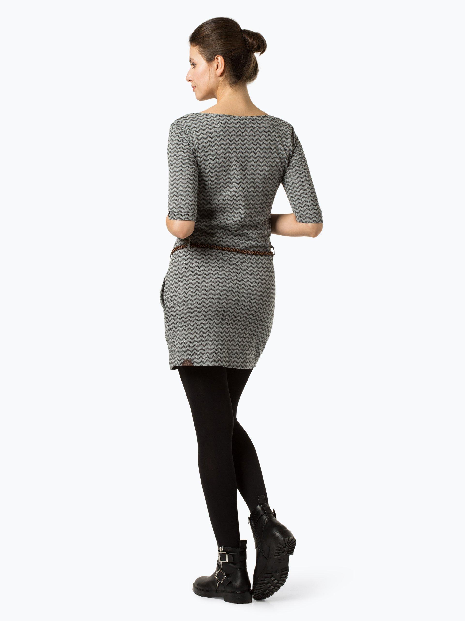 Ragwear Damen Kleid - Tanya Zig Zag
