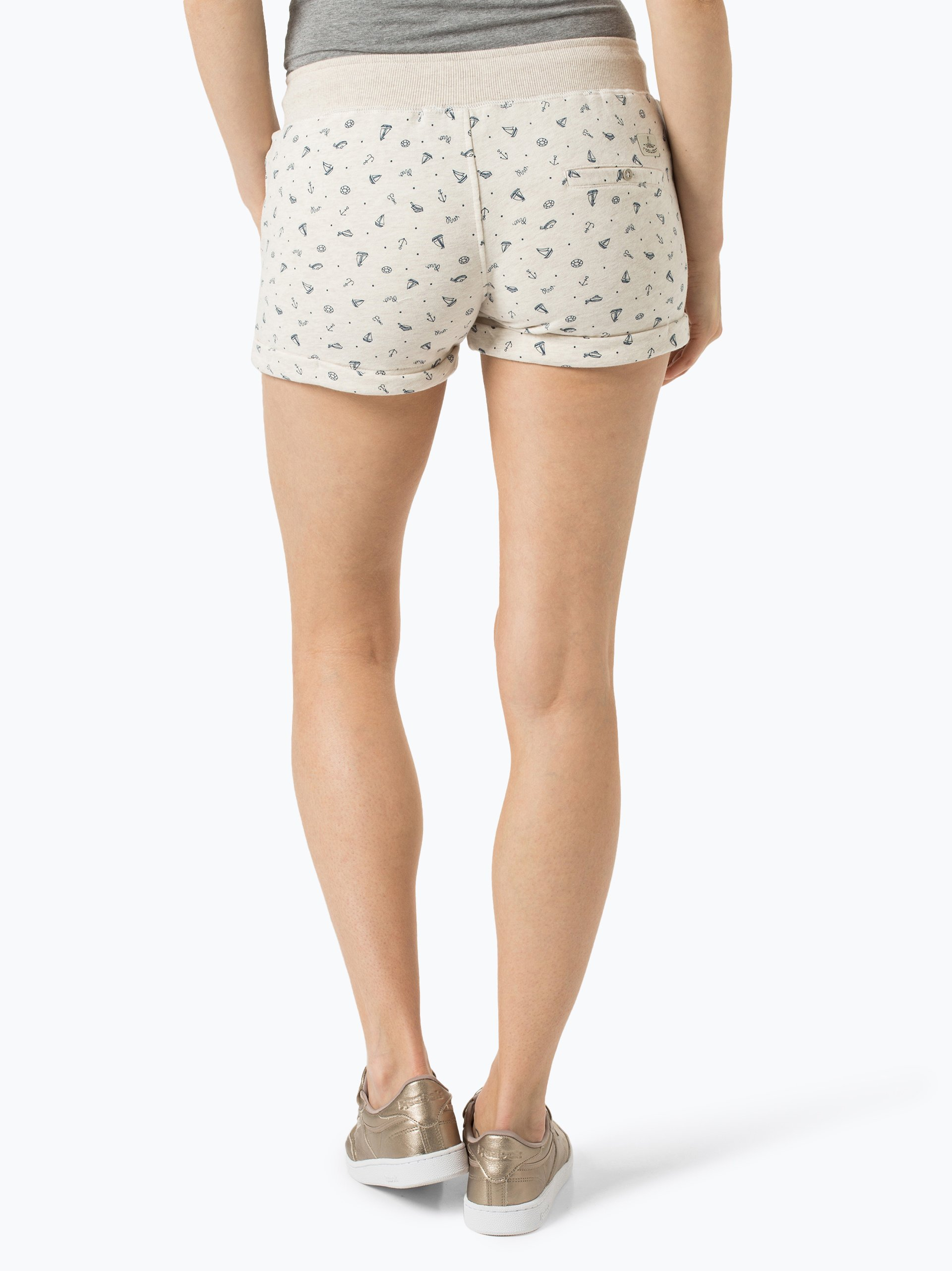 Ragwear Damen Shorts - Norah Navy