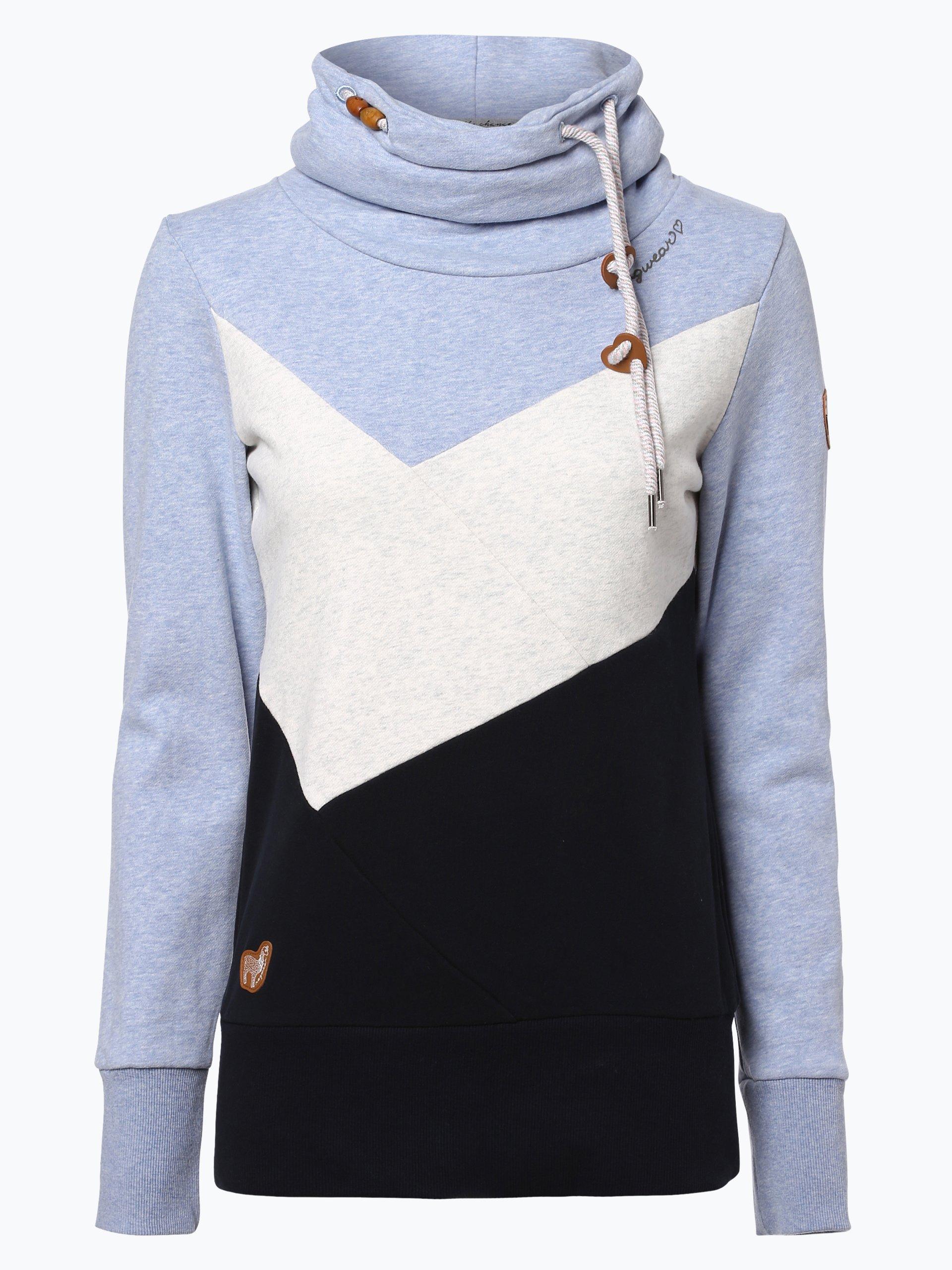 Ragwear Damen Sweatshirt - Viola Block