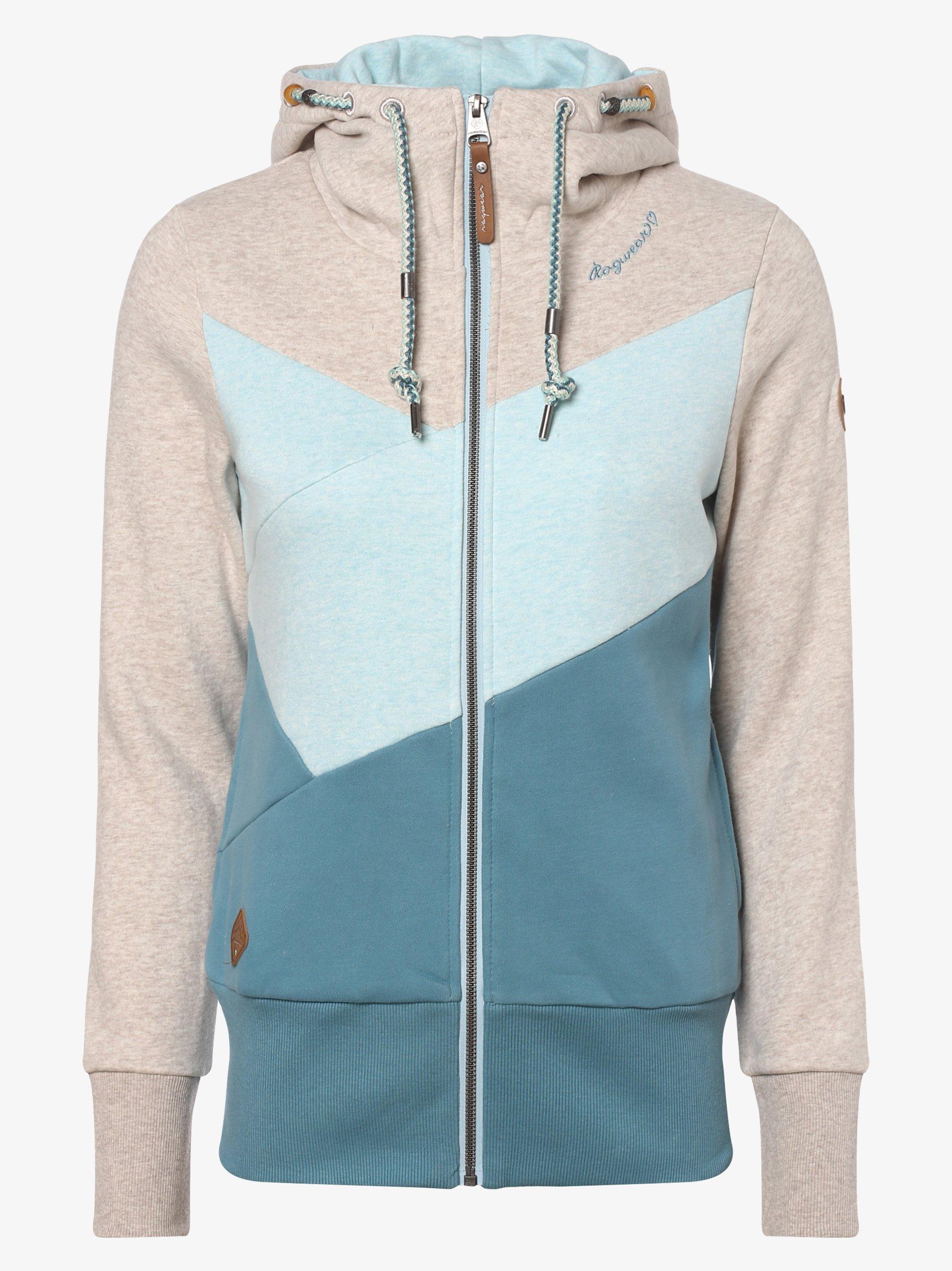 Ragwear Damska bluza rozpinana – Viola Block Zip