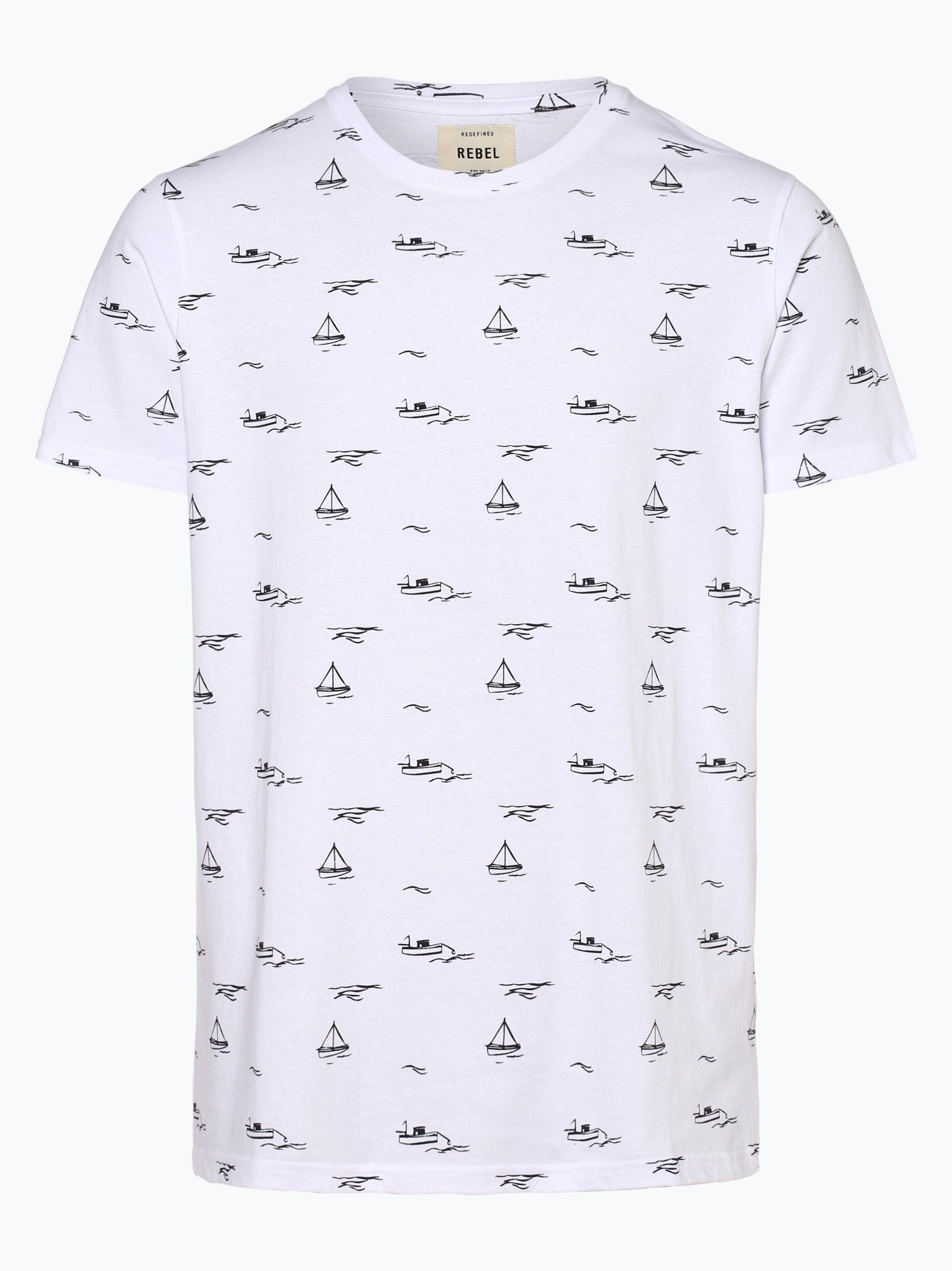 Redefined Rebel Herren T-Shirt - Scott