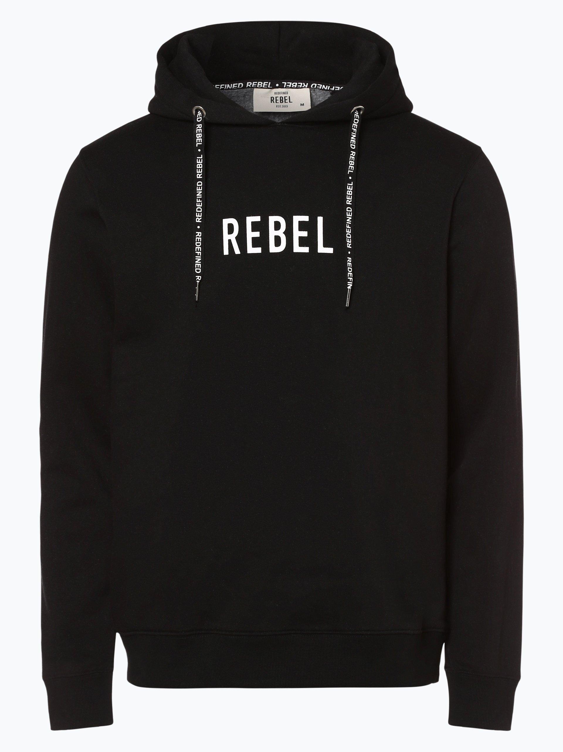 Redefined Rebel Męska bluza nierozpinana – Cameron
