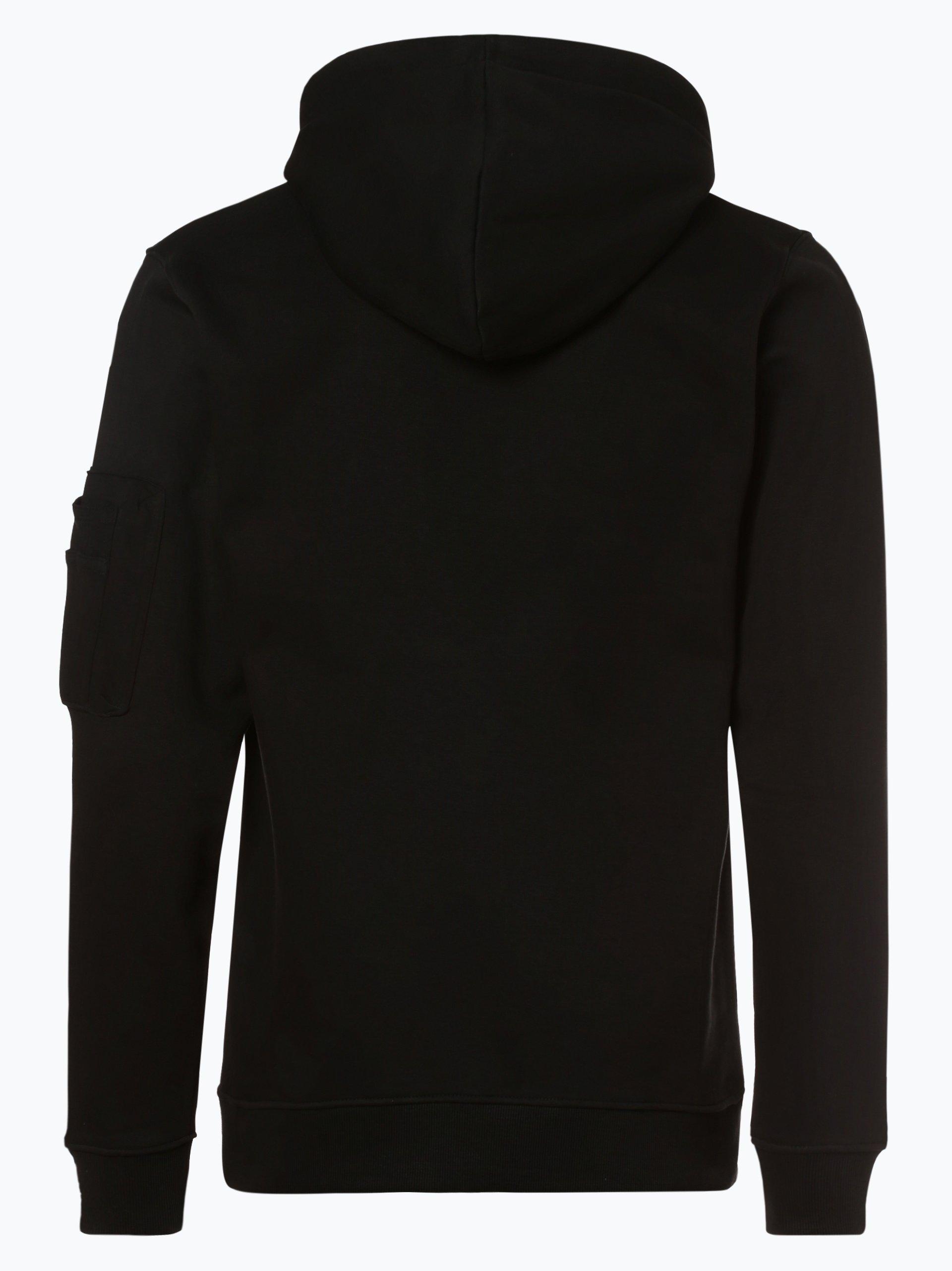 Redefined Rebel Męska bluza nierozpinana – Stellan