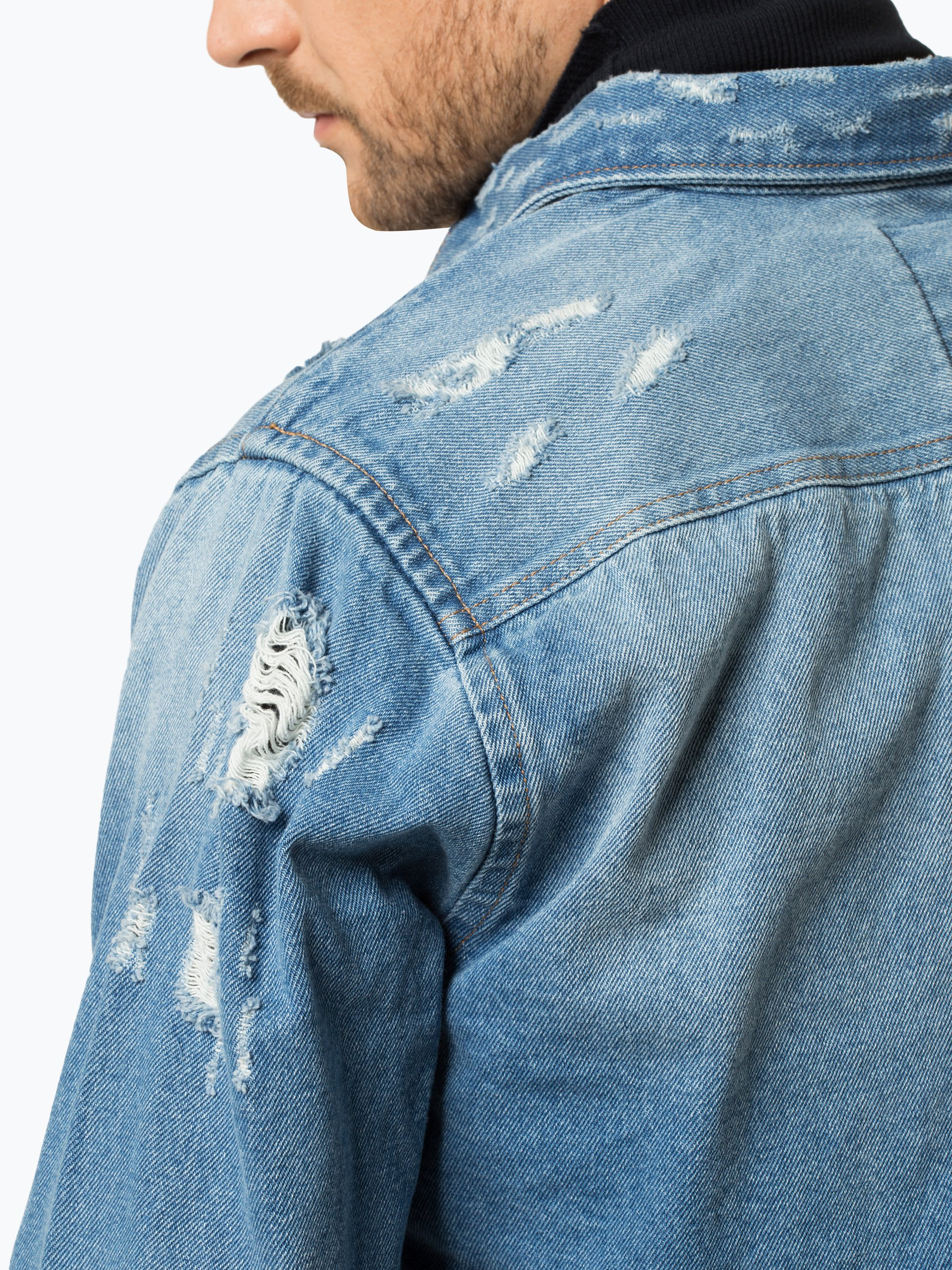 Redefined Rebel Męska kurtka jeansowa – Jackson