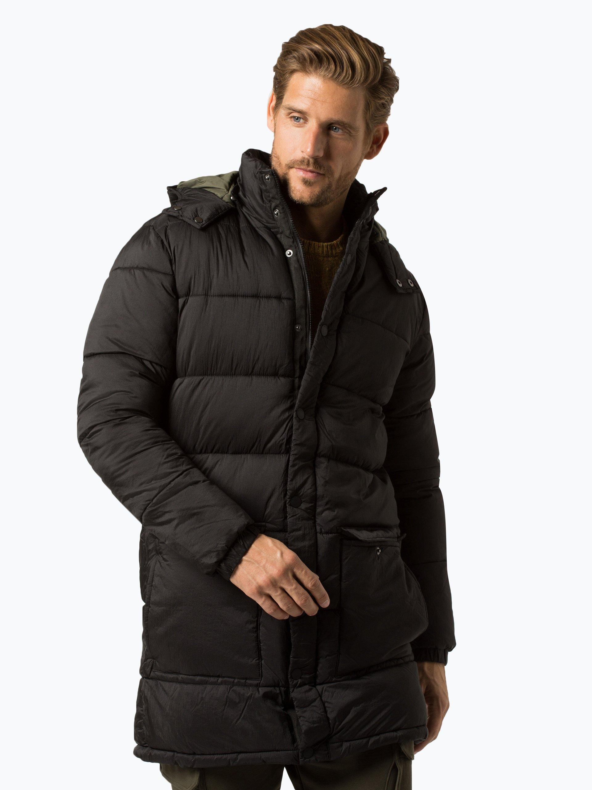 Redefined Rebel Męski płaszcz pikowany – Frank