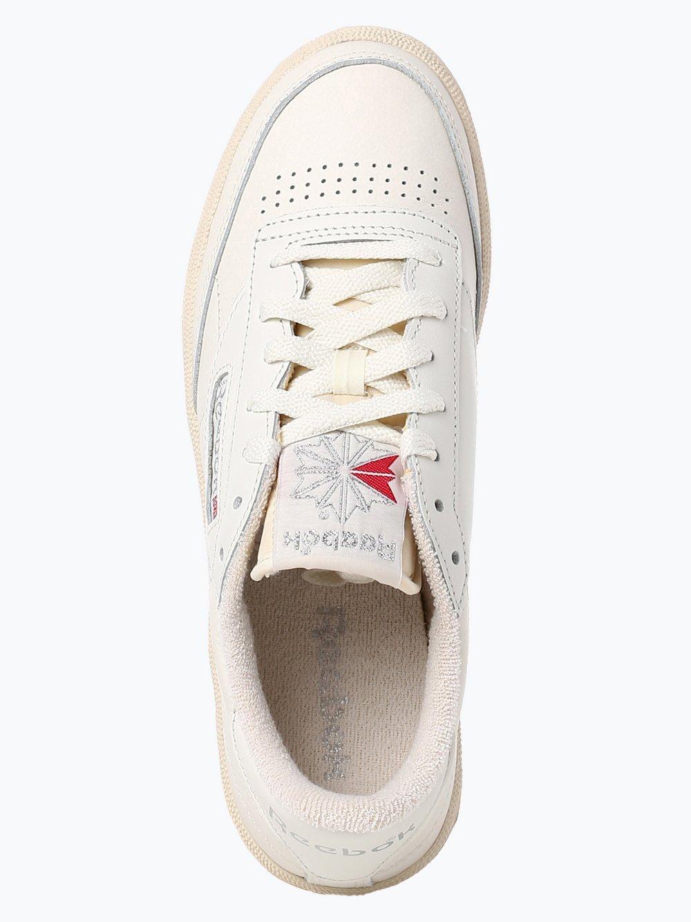 Reebok Damen Sneaker aus Leder Club C 85 Vintage online