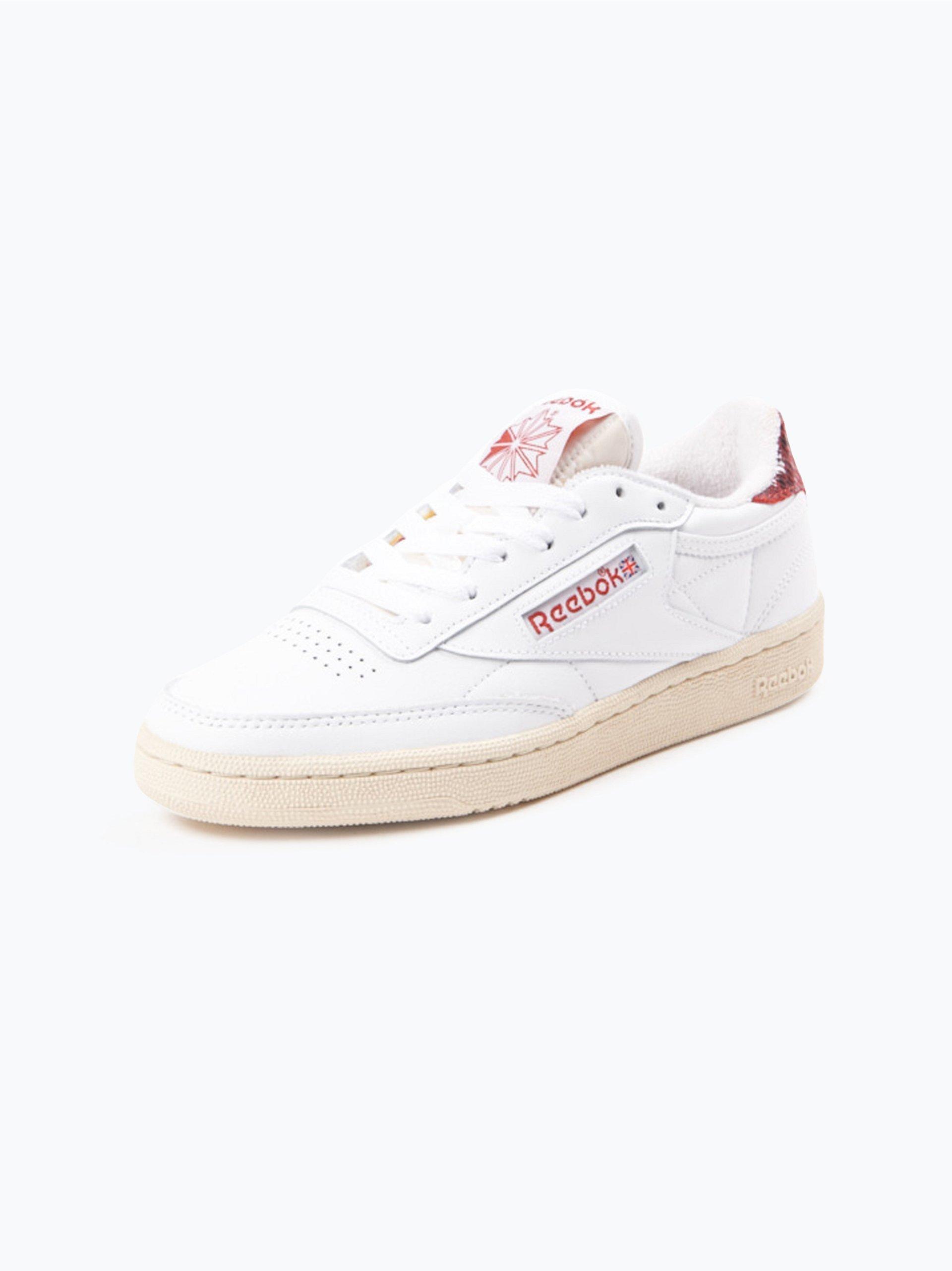 Reebok Damen Sneaker aus Leder