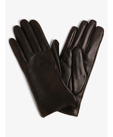 Rękawiczki damskie ze skóry – Delia