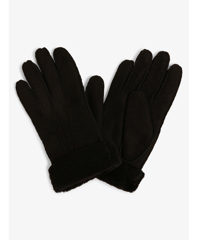 Rękawiczki damskie ze skóry merino – Ilvy