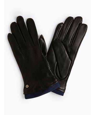 Rękawiczki damskie ze skóry