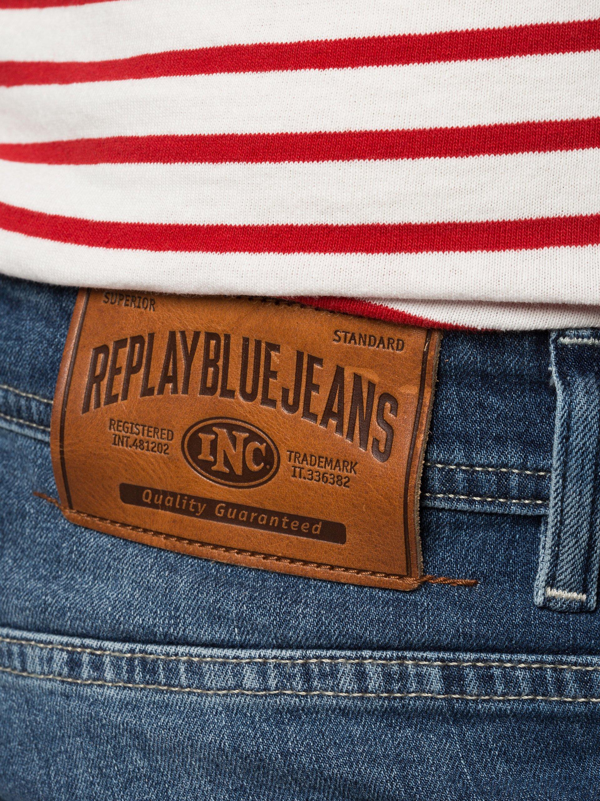Replay Herren Jeansshorts - RBJ 901