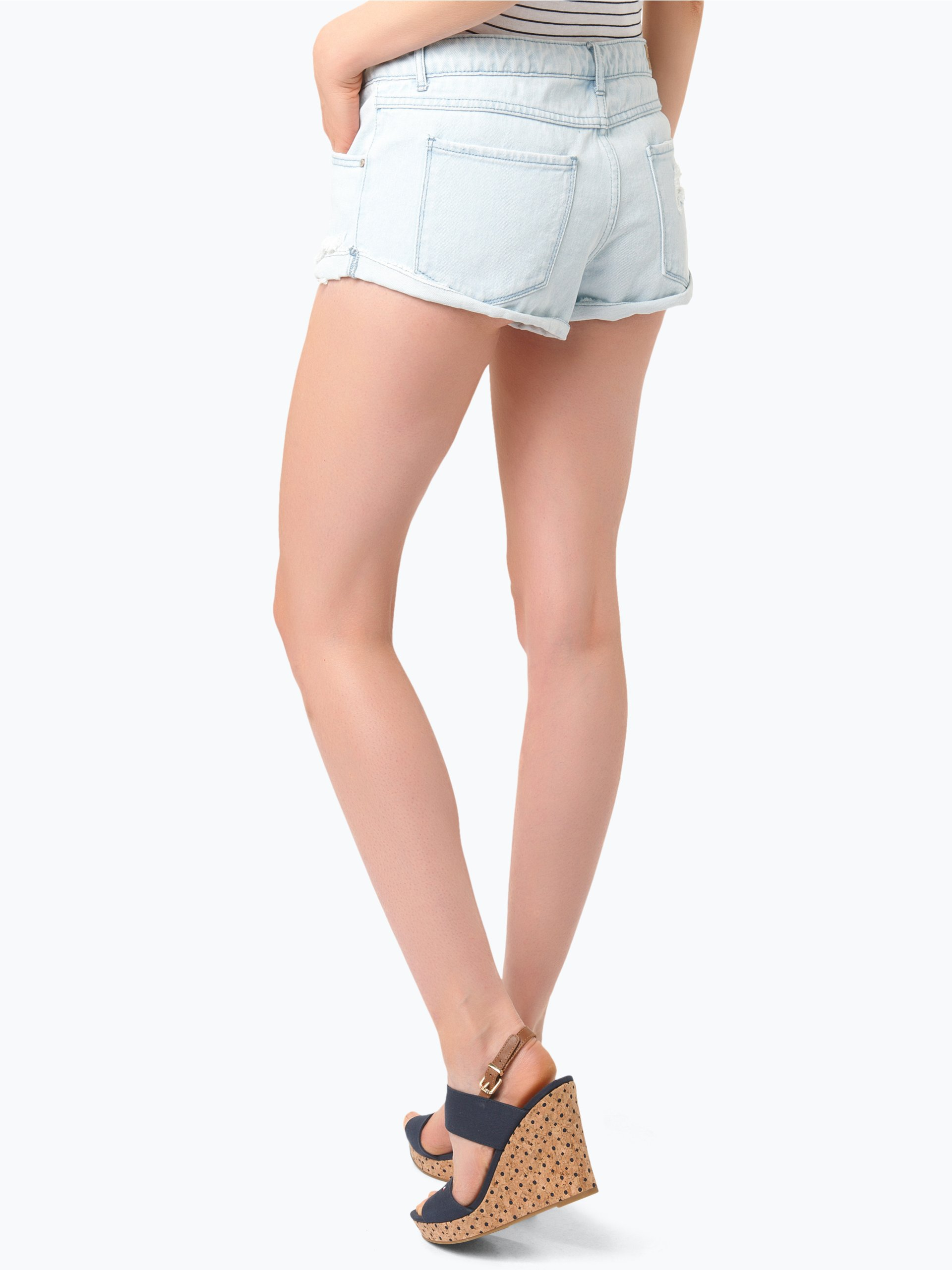 Review Damen Jeans-Shorts