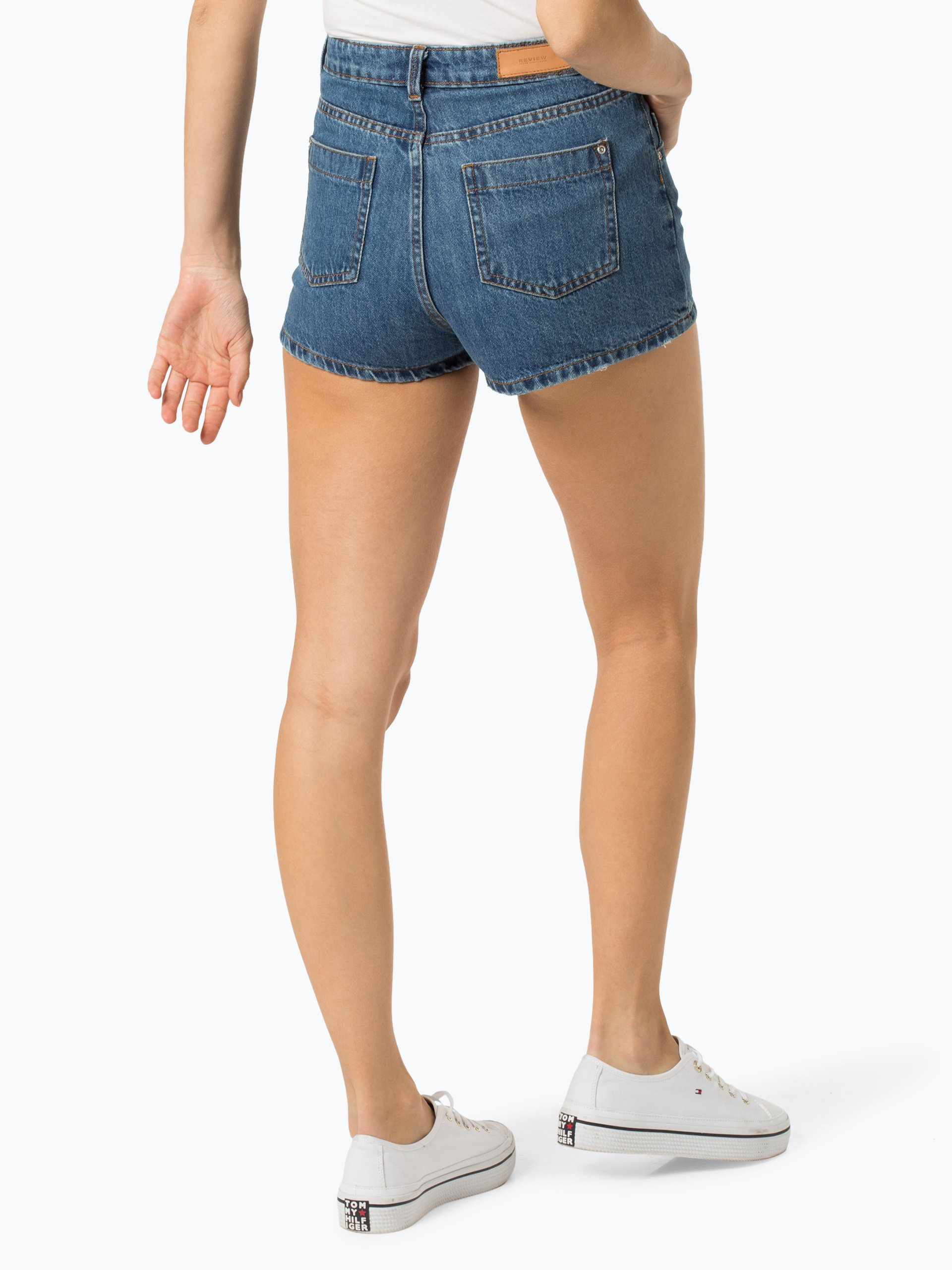 Review Damen Jeansshorts