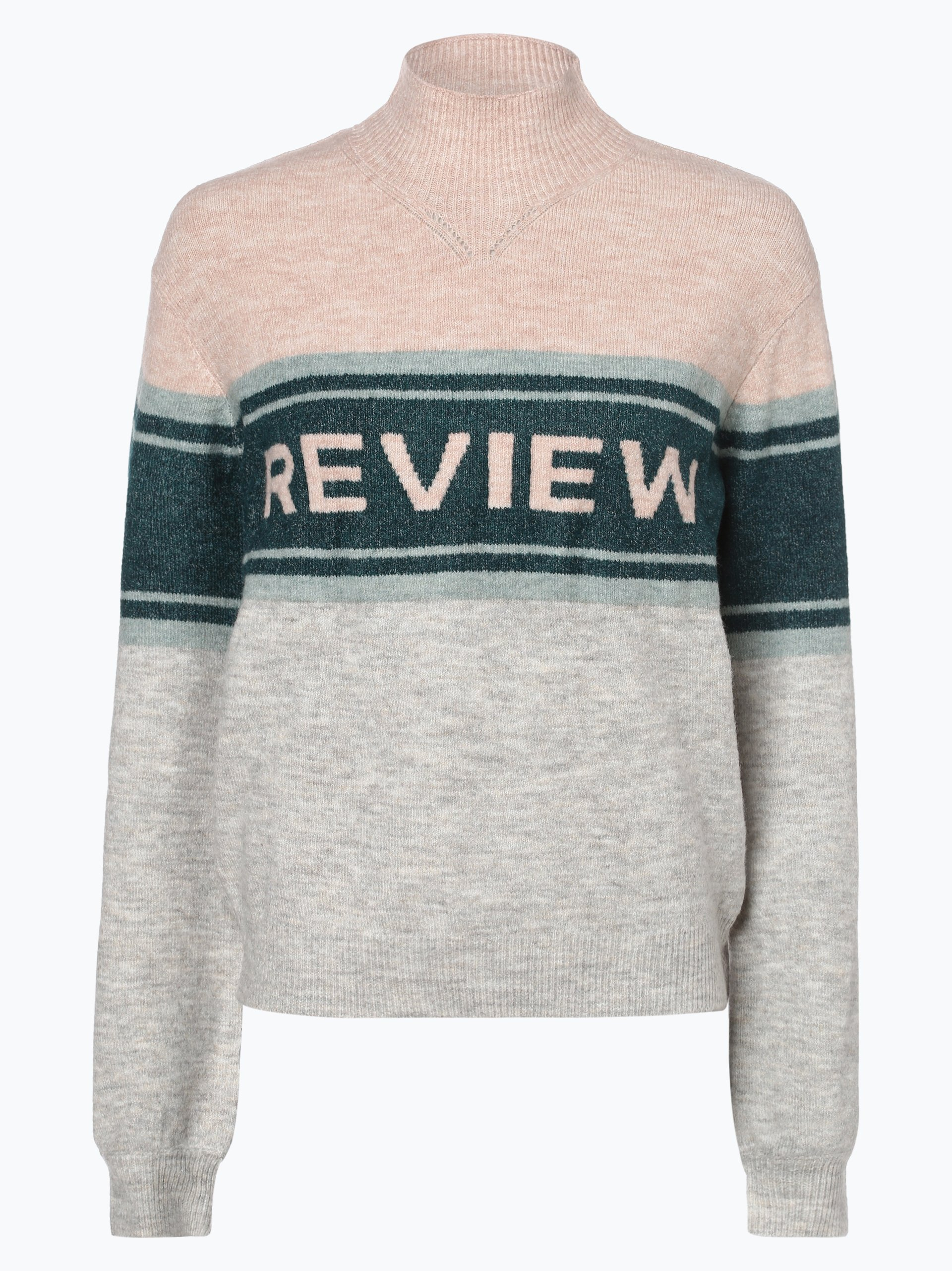 Review Damen Pullover