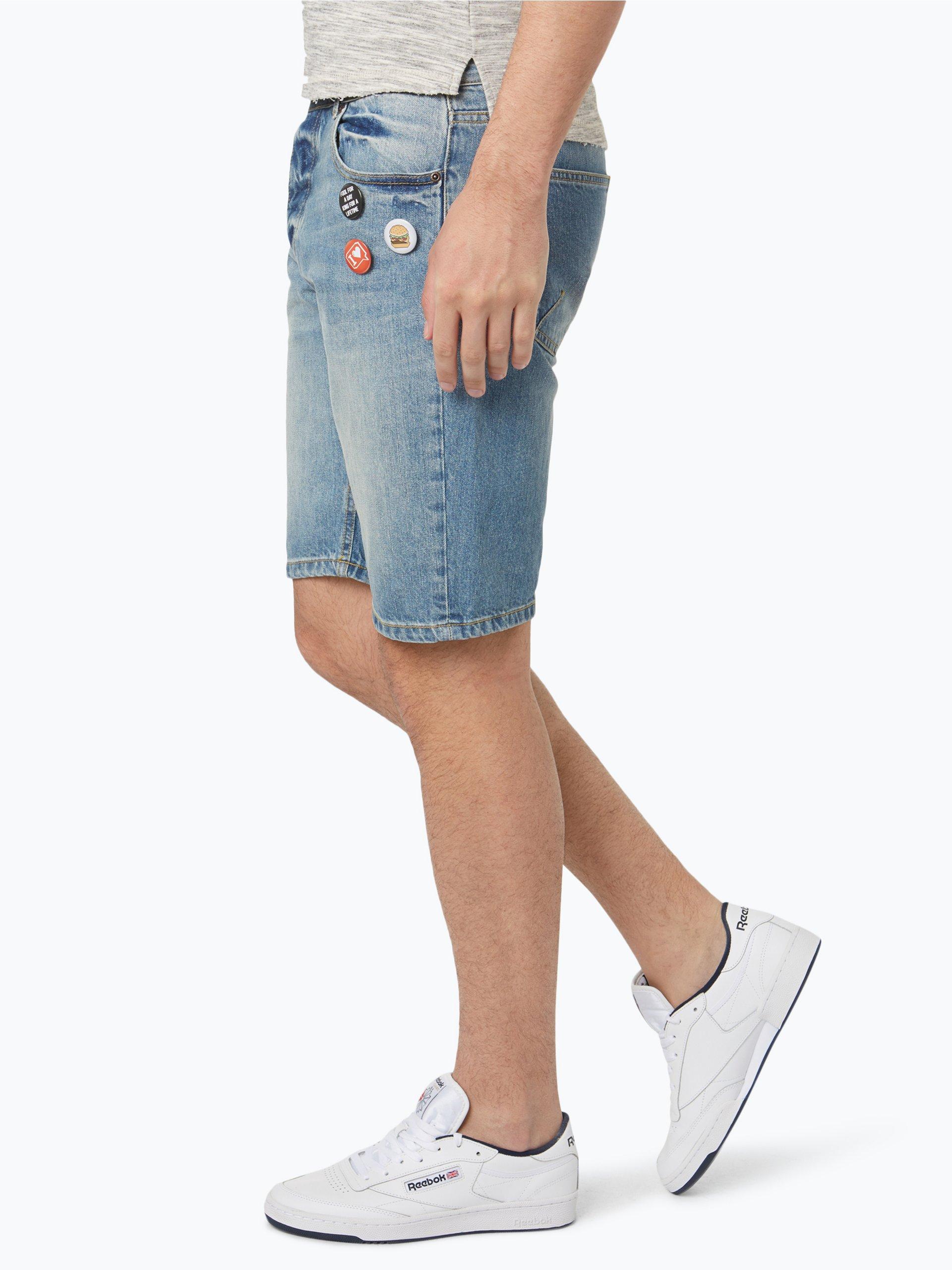 review herren jeans bermuda indigo uni online kaufen peek und cloppenburg de. Black Bedroom Furniture Sets. Home Design Ideas