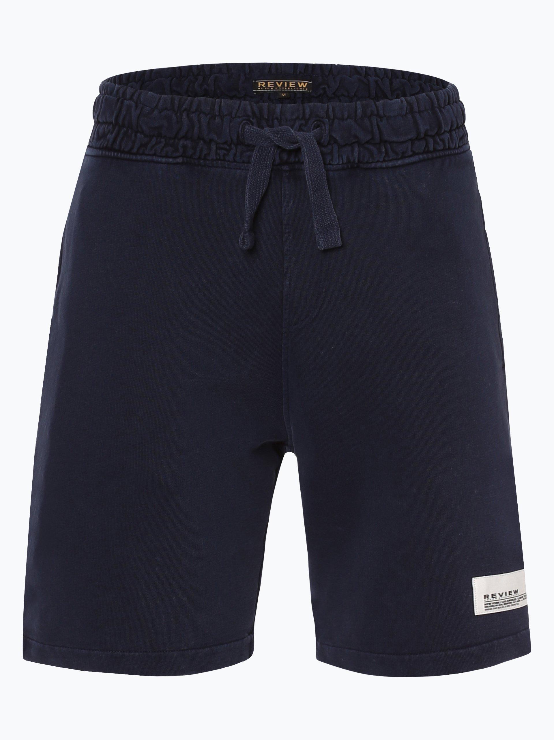 Review Herren Shorts