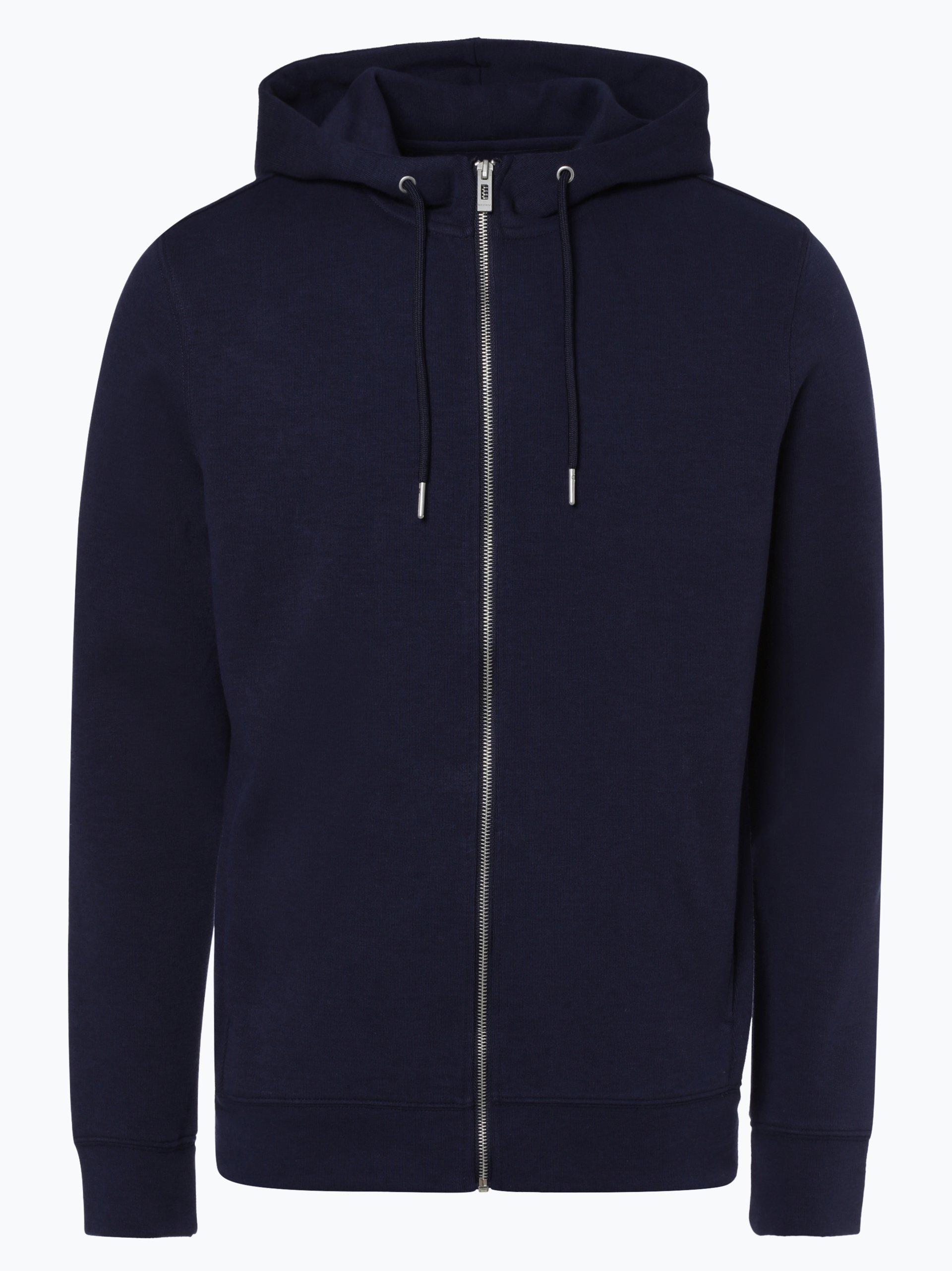 Review Herren Sweatjacke