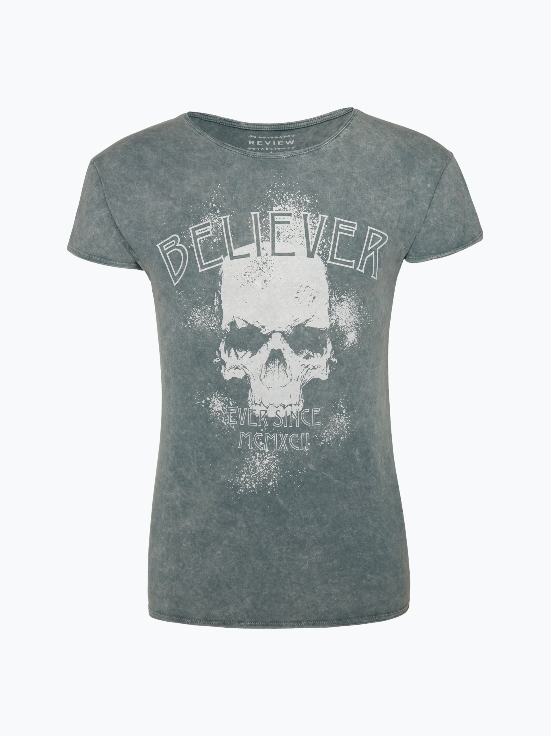 Review Herren T-Shirt
