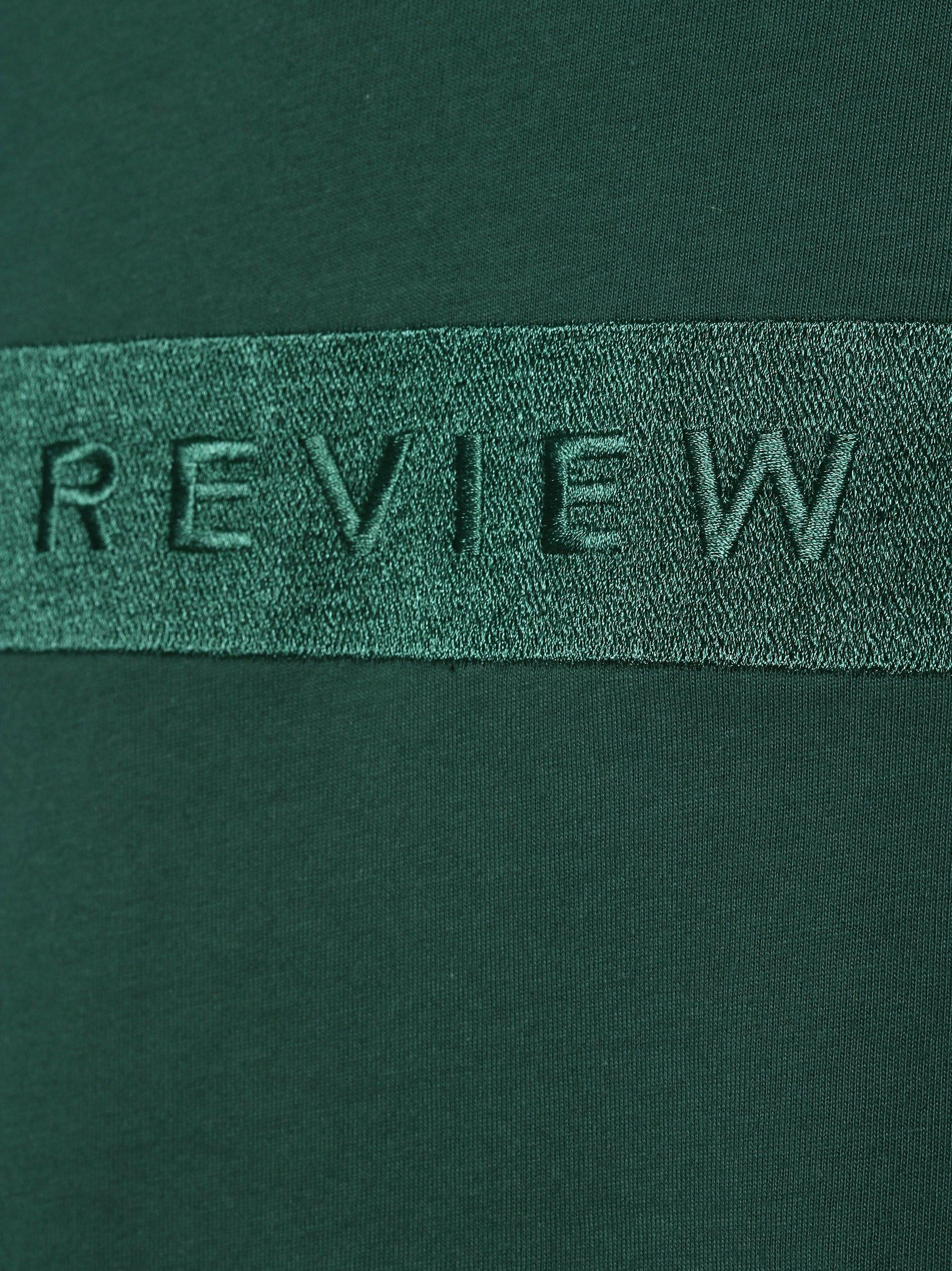 review herren t shirt gr n uni online kaufen peek und cloppenburg de. Black Bedroom Furniture Sets. Home Design Ideas