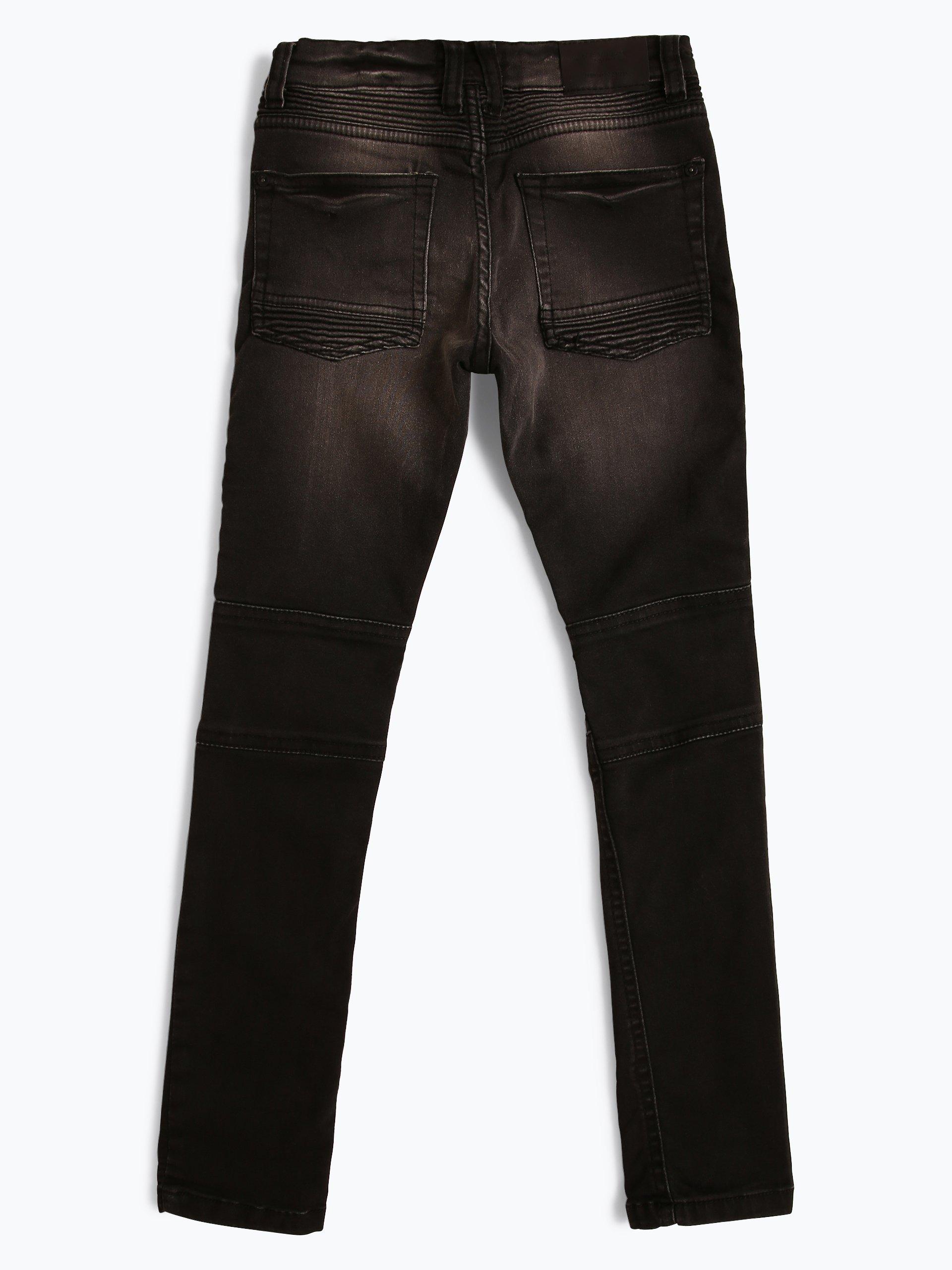 review jungen jeans slim fit online kaufen vangraaf com. Black Bedroom Furniture Sets. Home Design Ideas