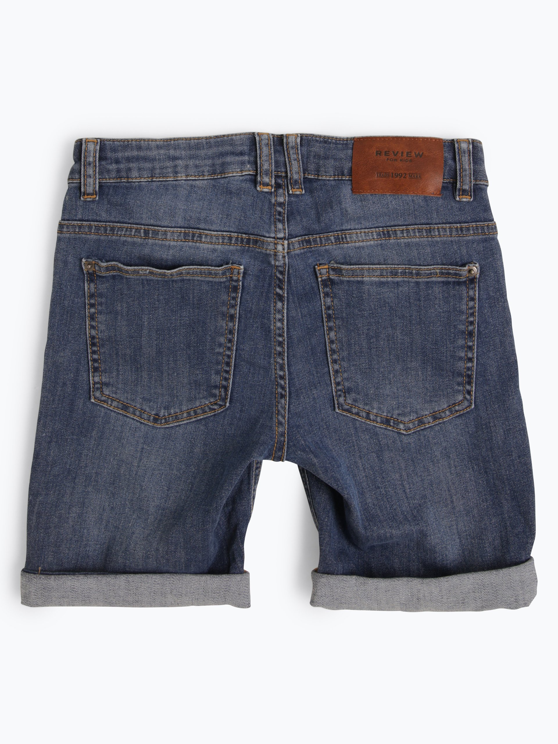 Review Jungen Jeansshorts