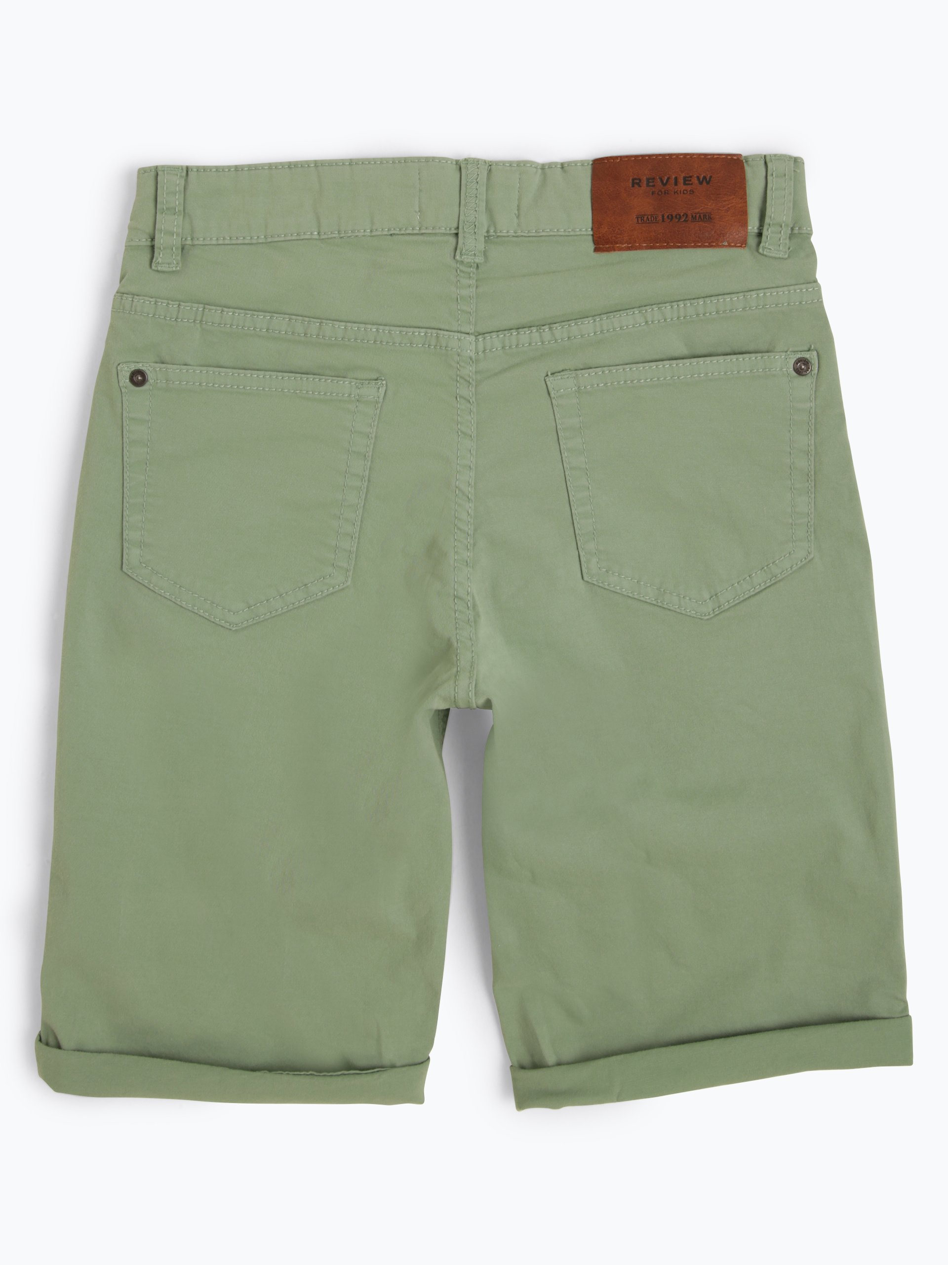 Review Jungen Shorts