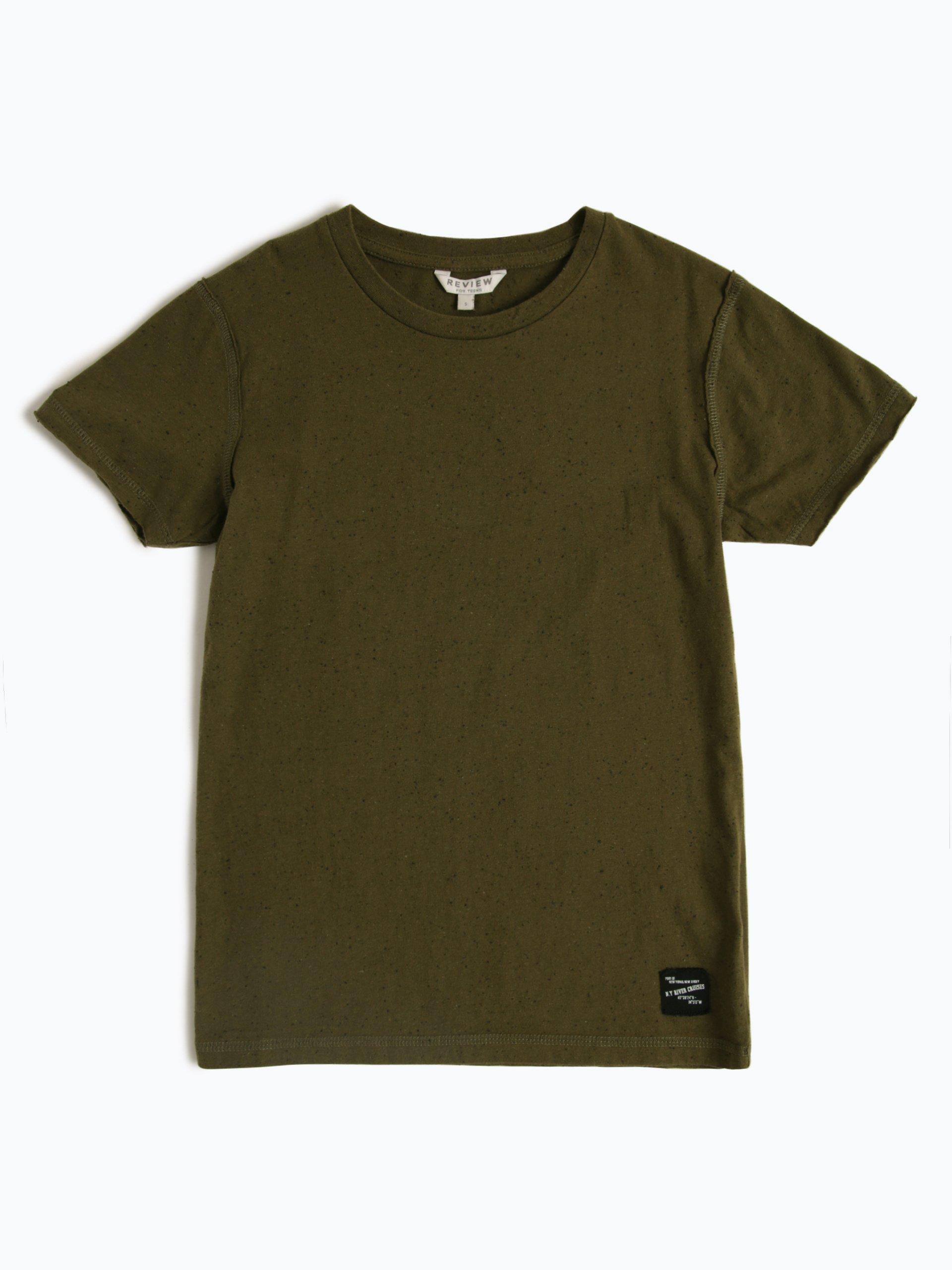 review jungen t shirt kaufen vangraaf