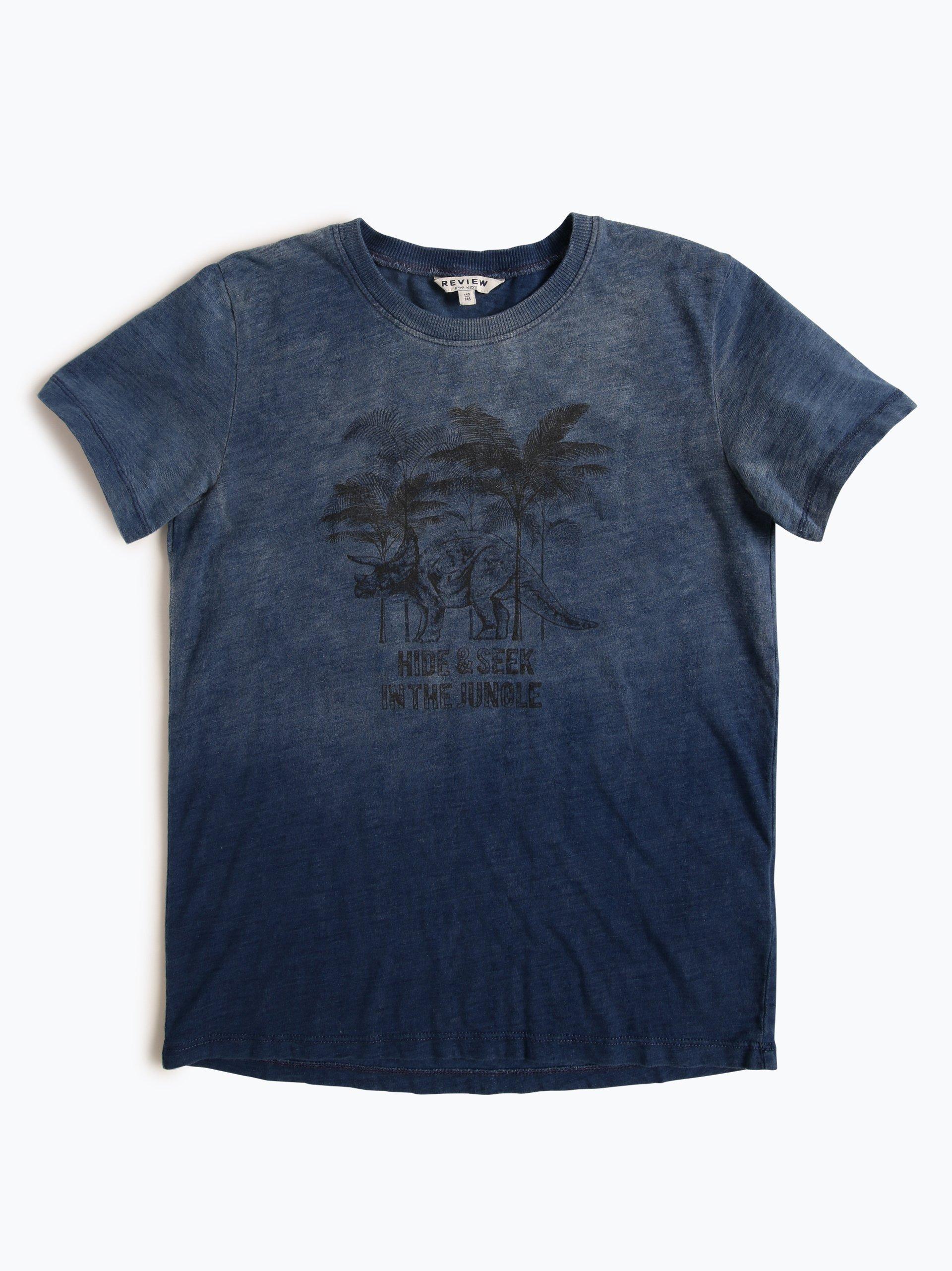 Review Jungen T-Shirt