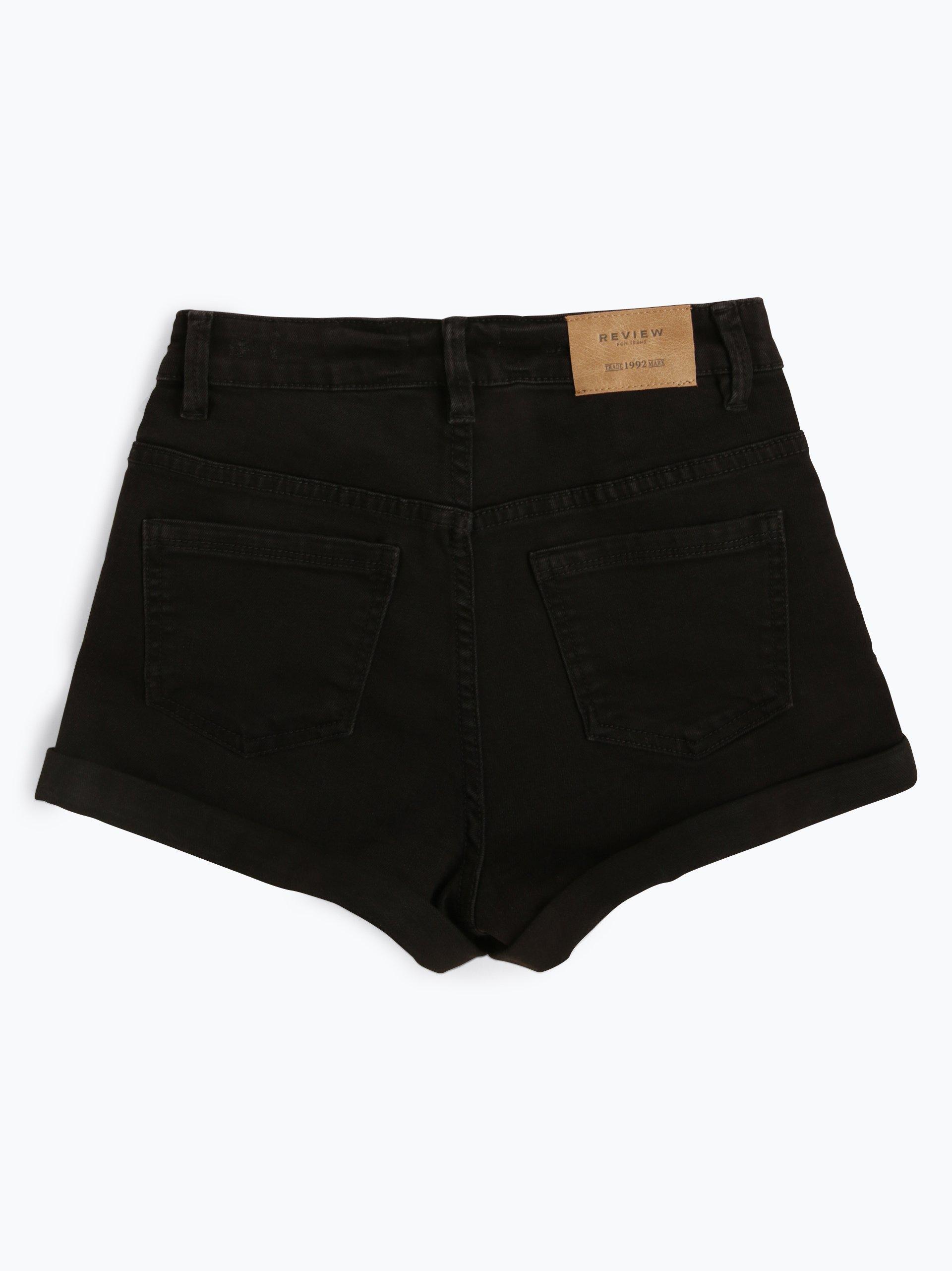 Review Mädchen Jeansshorts