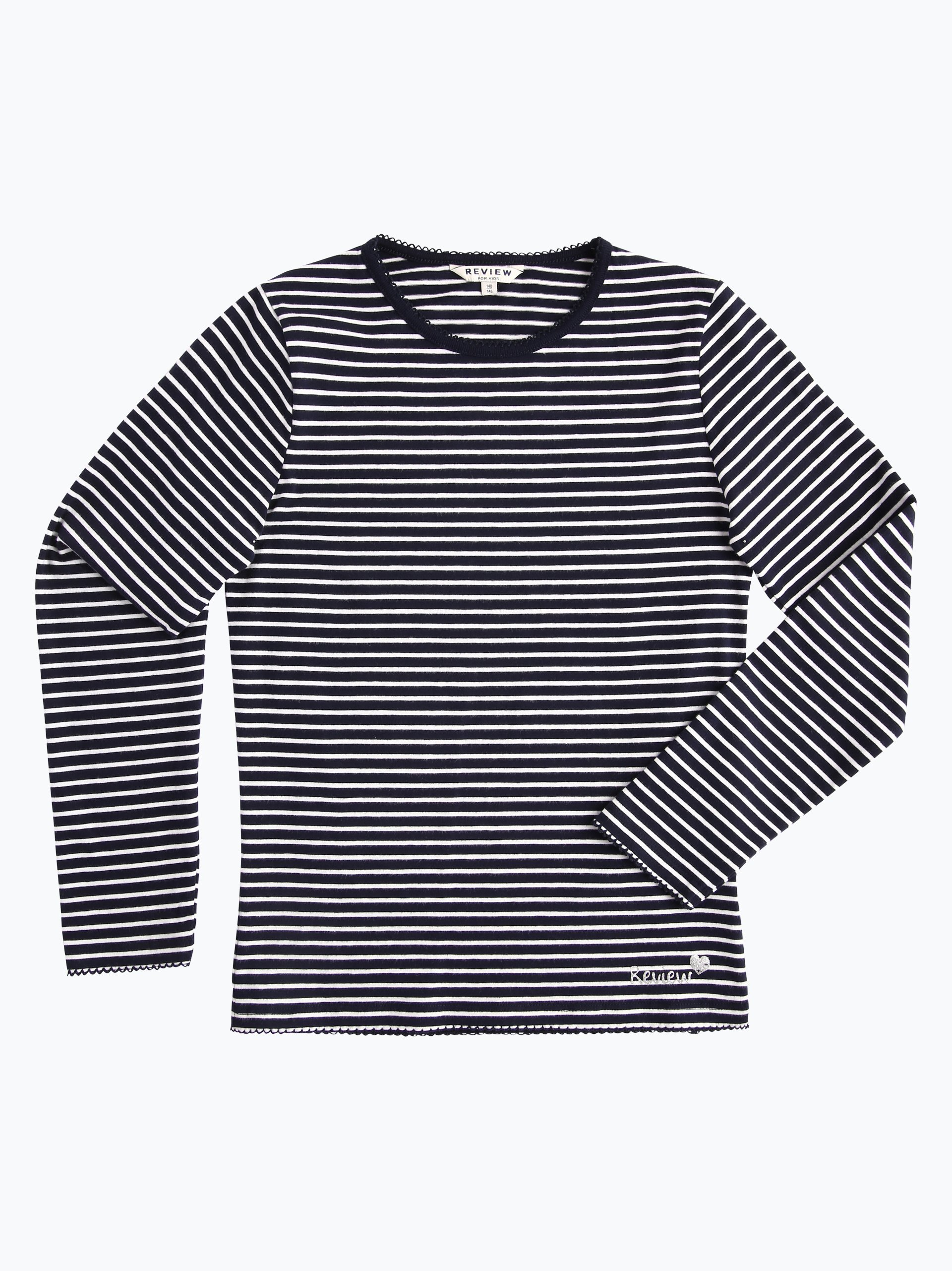 Review Mädchen Langarmshirt